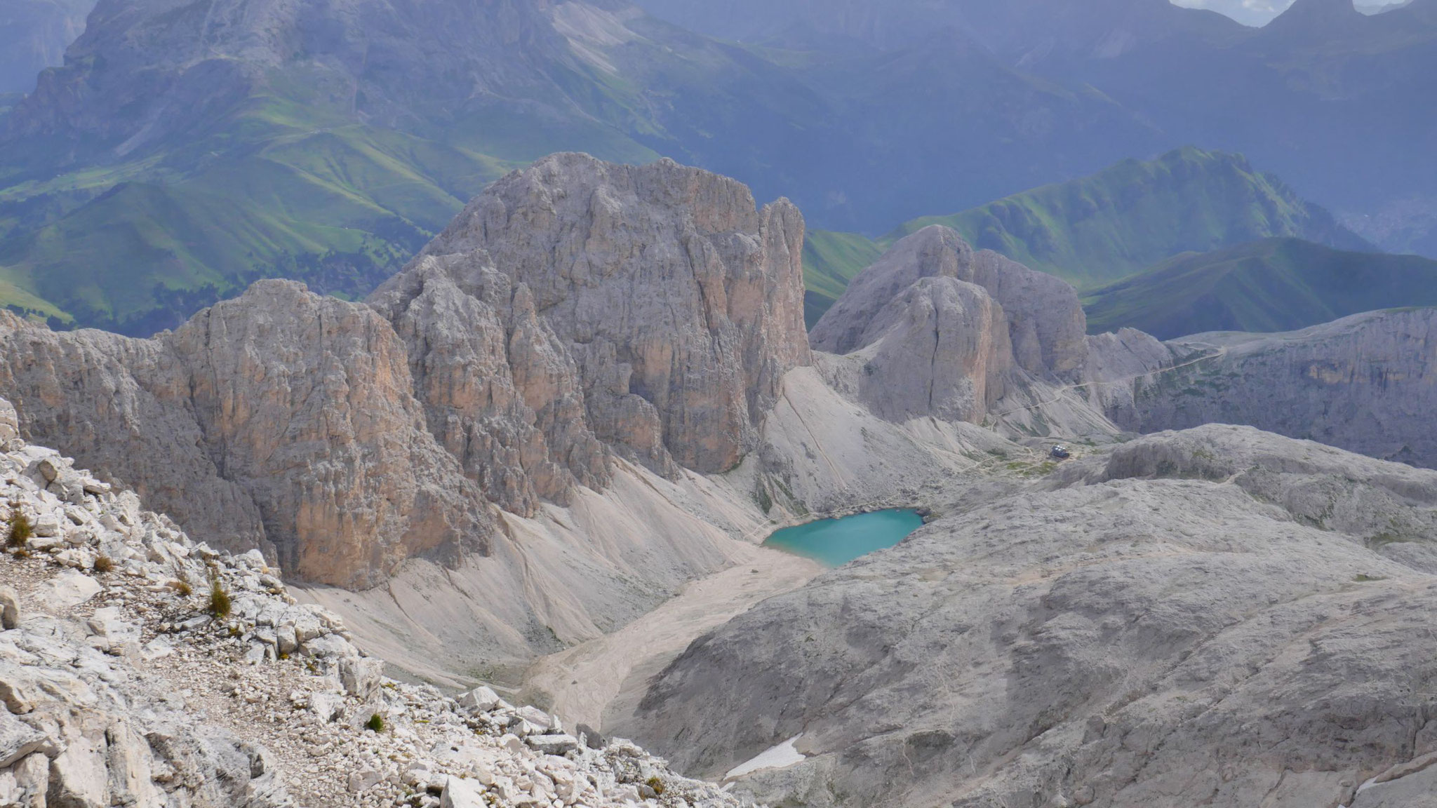 Lago & Rifugio d'Antermoia