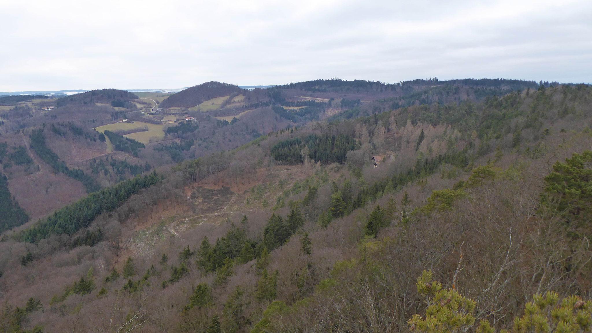 Nach Nordwesten zur Heiglhütte