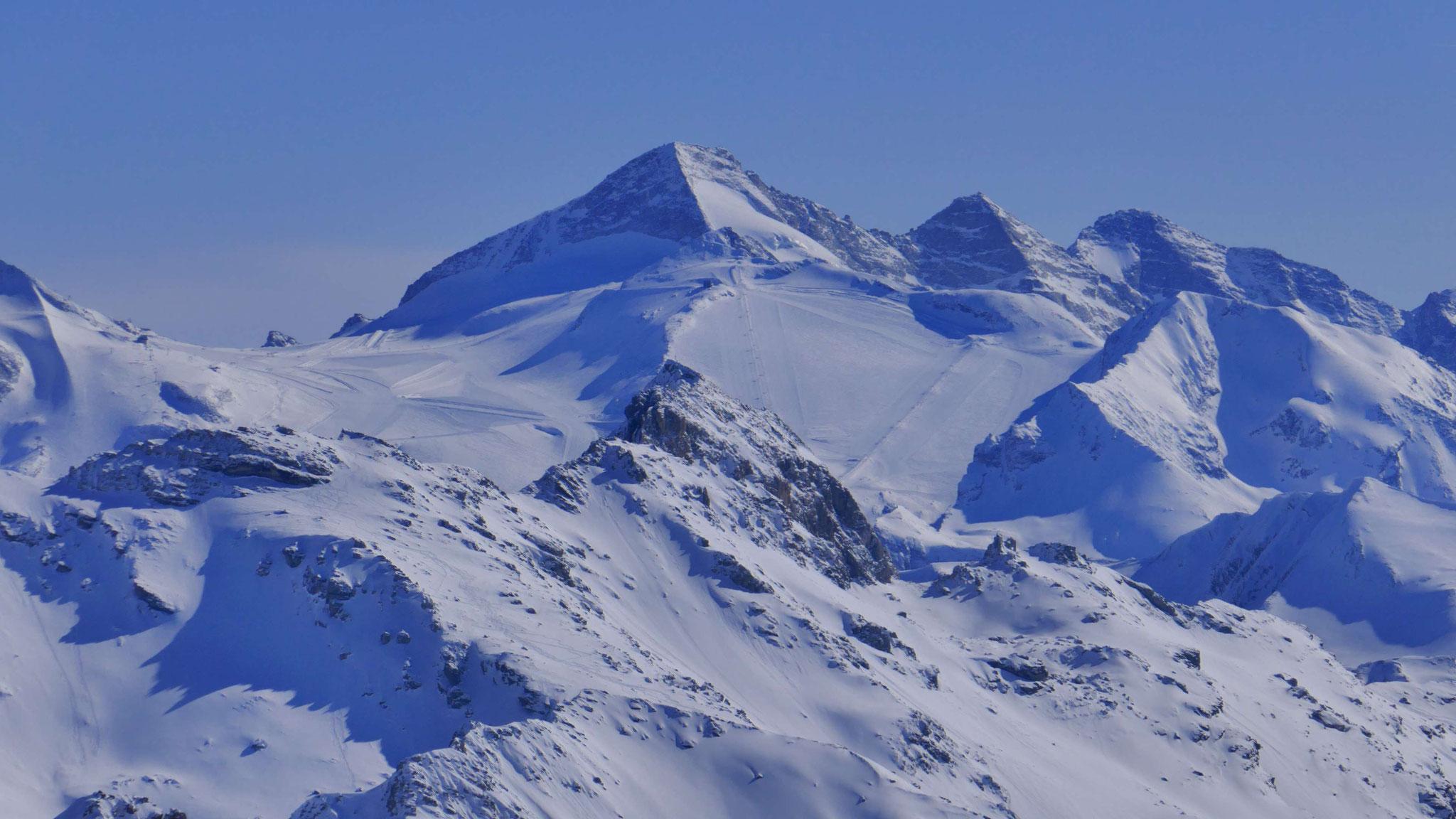 Olperer & Hintertuxer Skigebiet