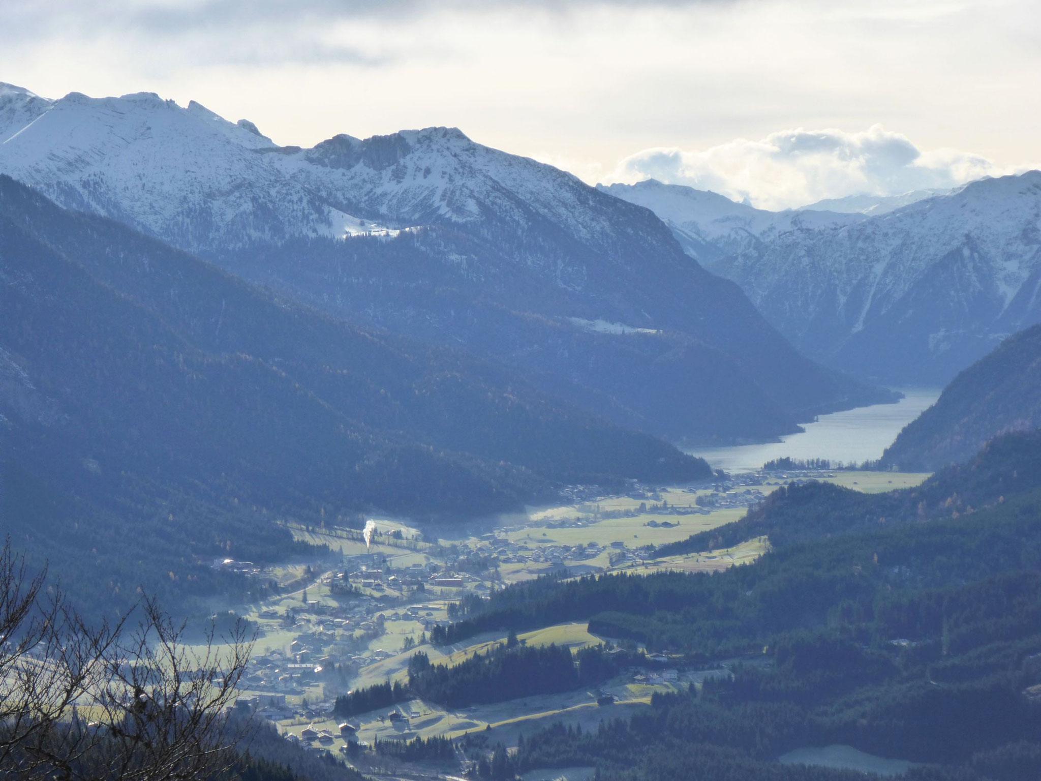 Achenkirch und -see