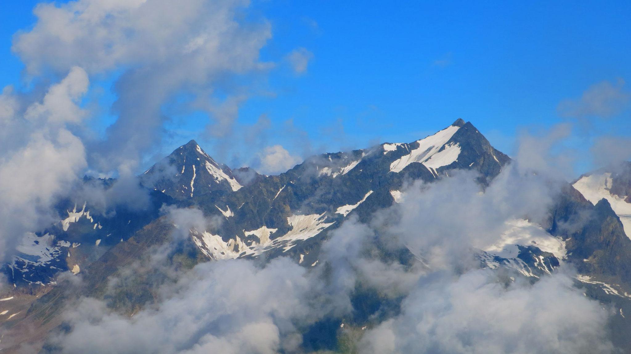Schrankogel und Ruderhofspitze
