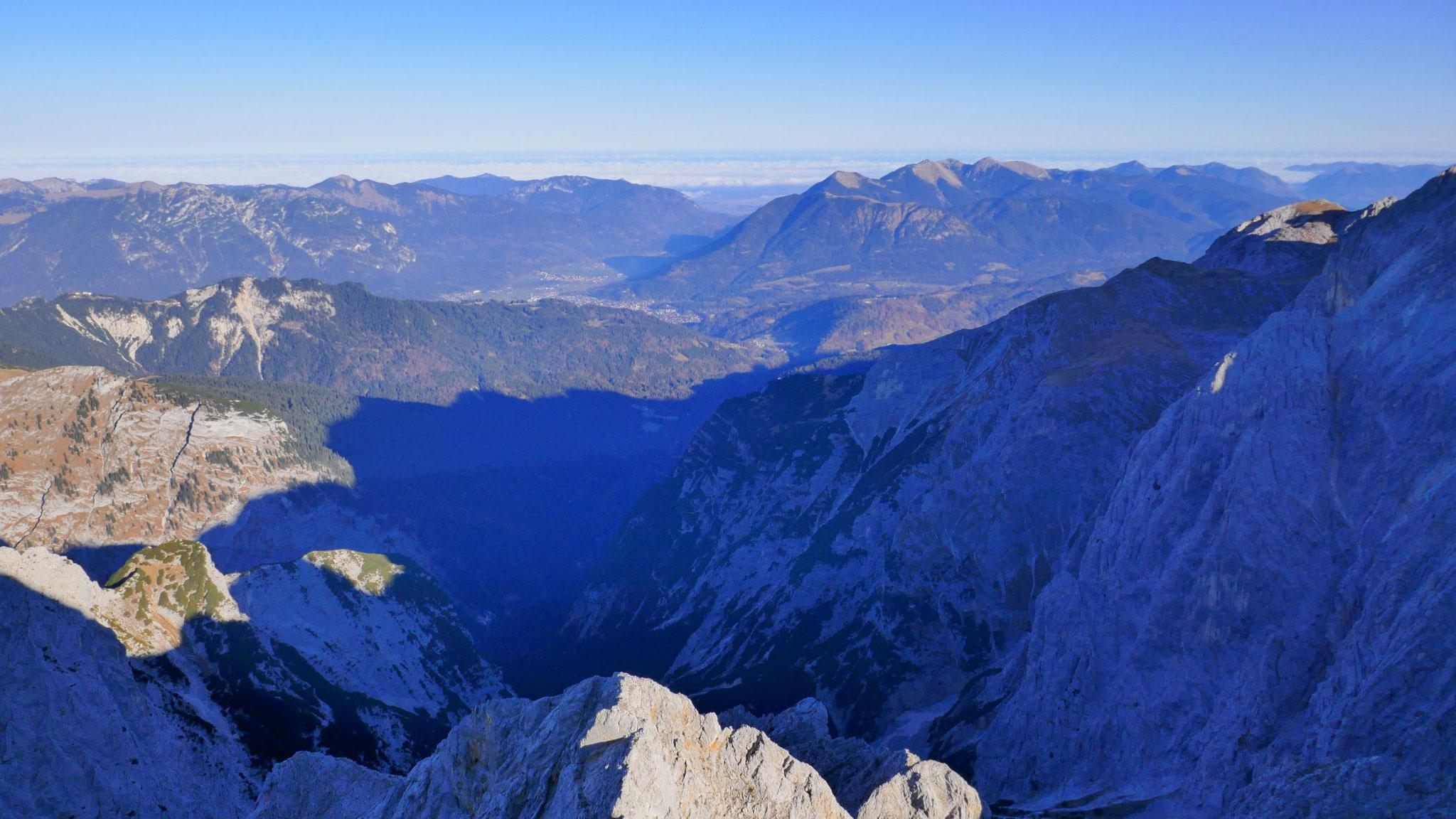 Über das Reintal nach Garmisch