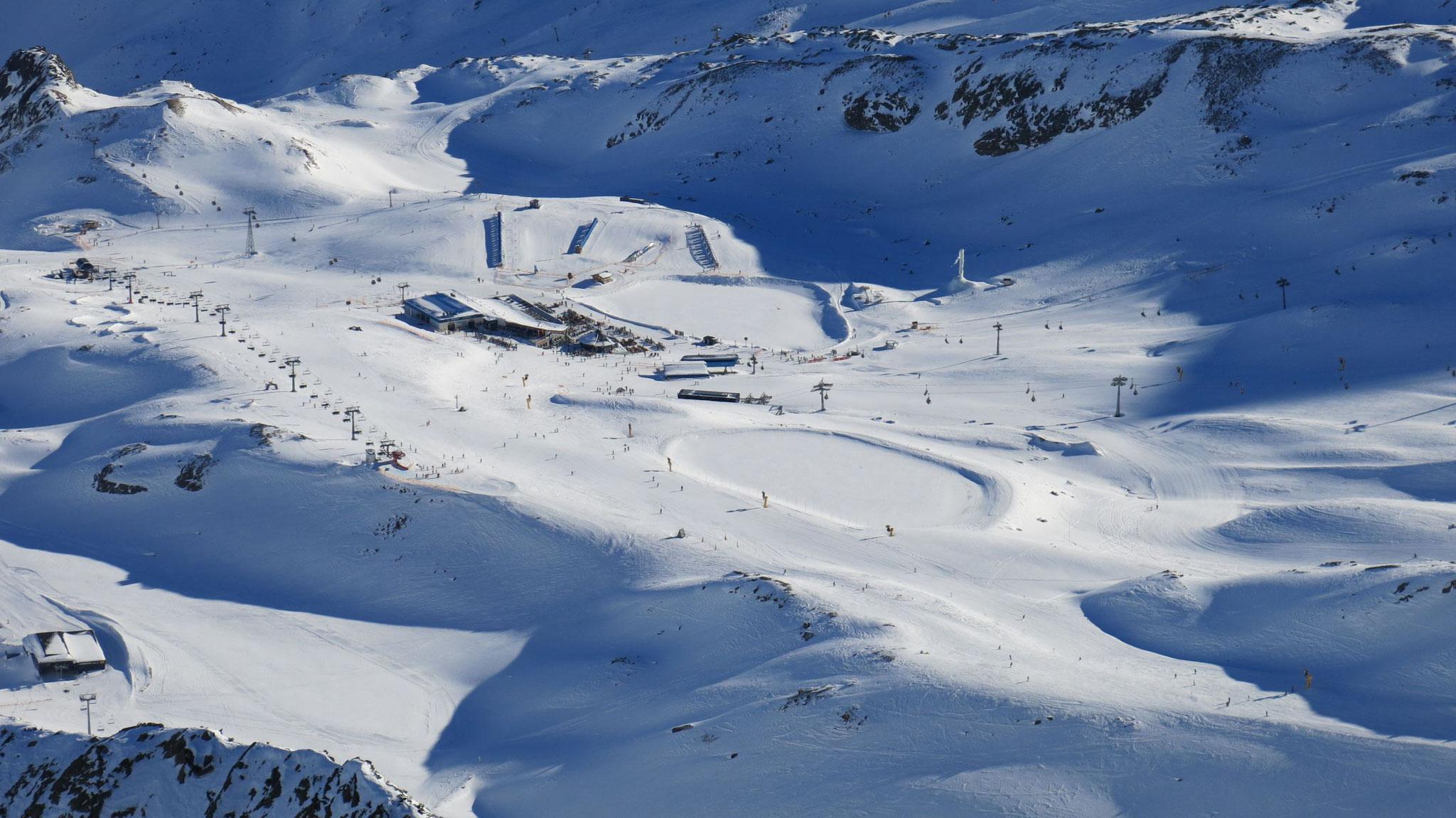 Stubaier Gletscherskigebiet