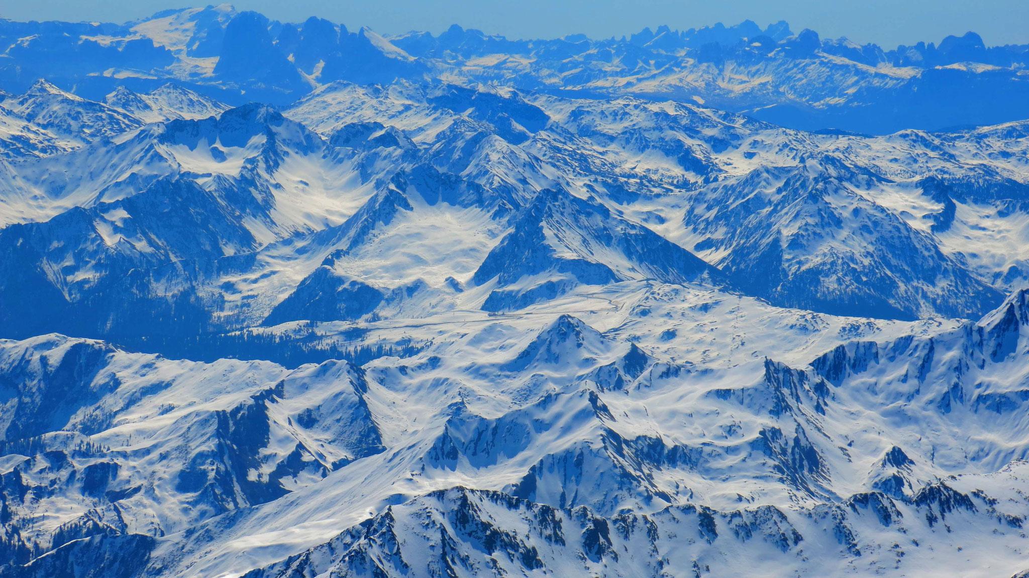 Sarntaler und Dolomiten