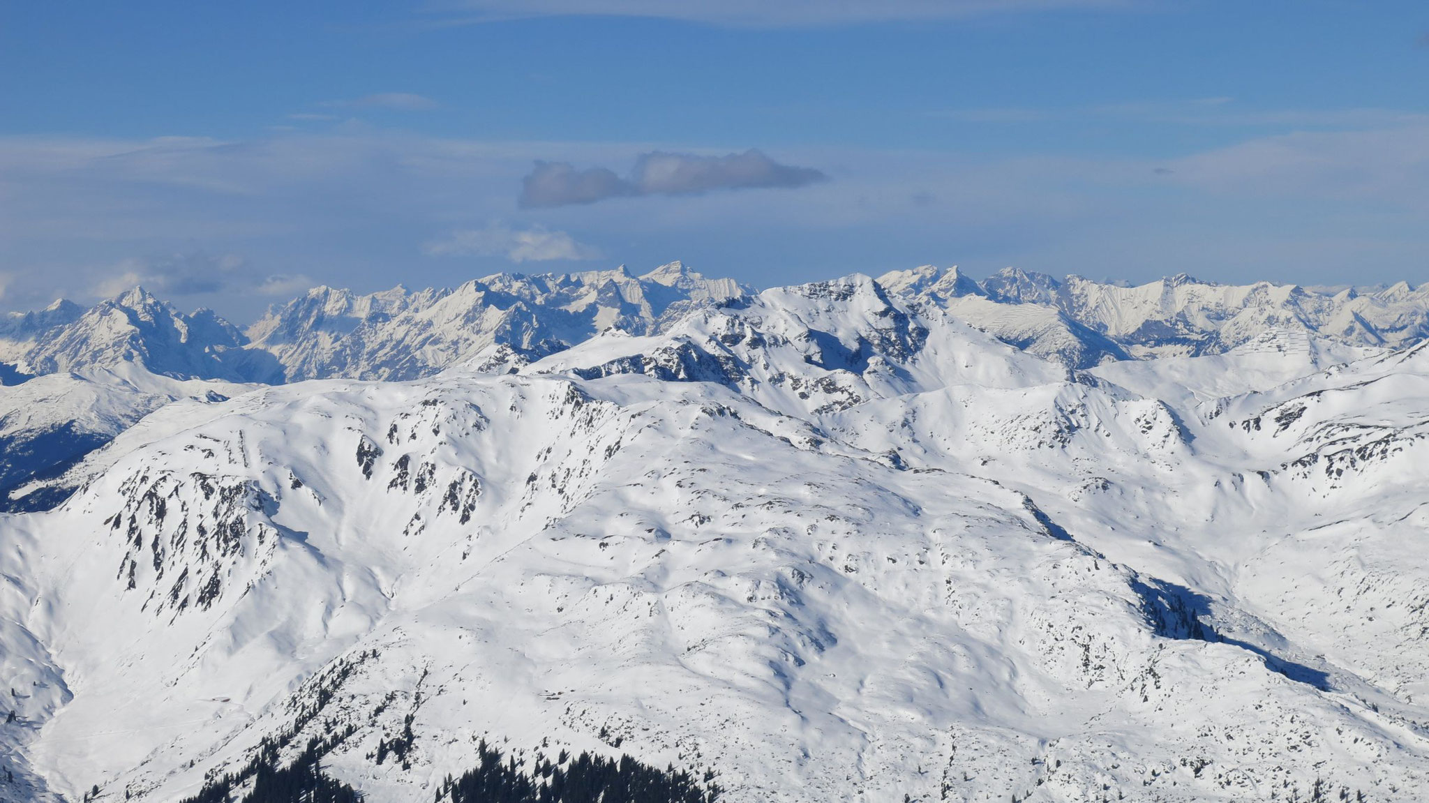 Sonnenjoch - Gr. Galtenberg - Karwendel