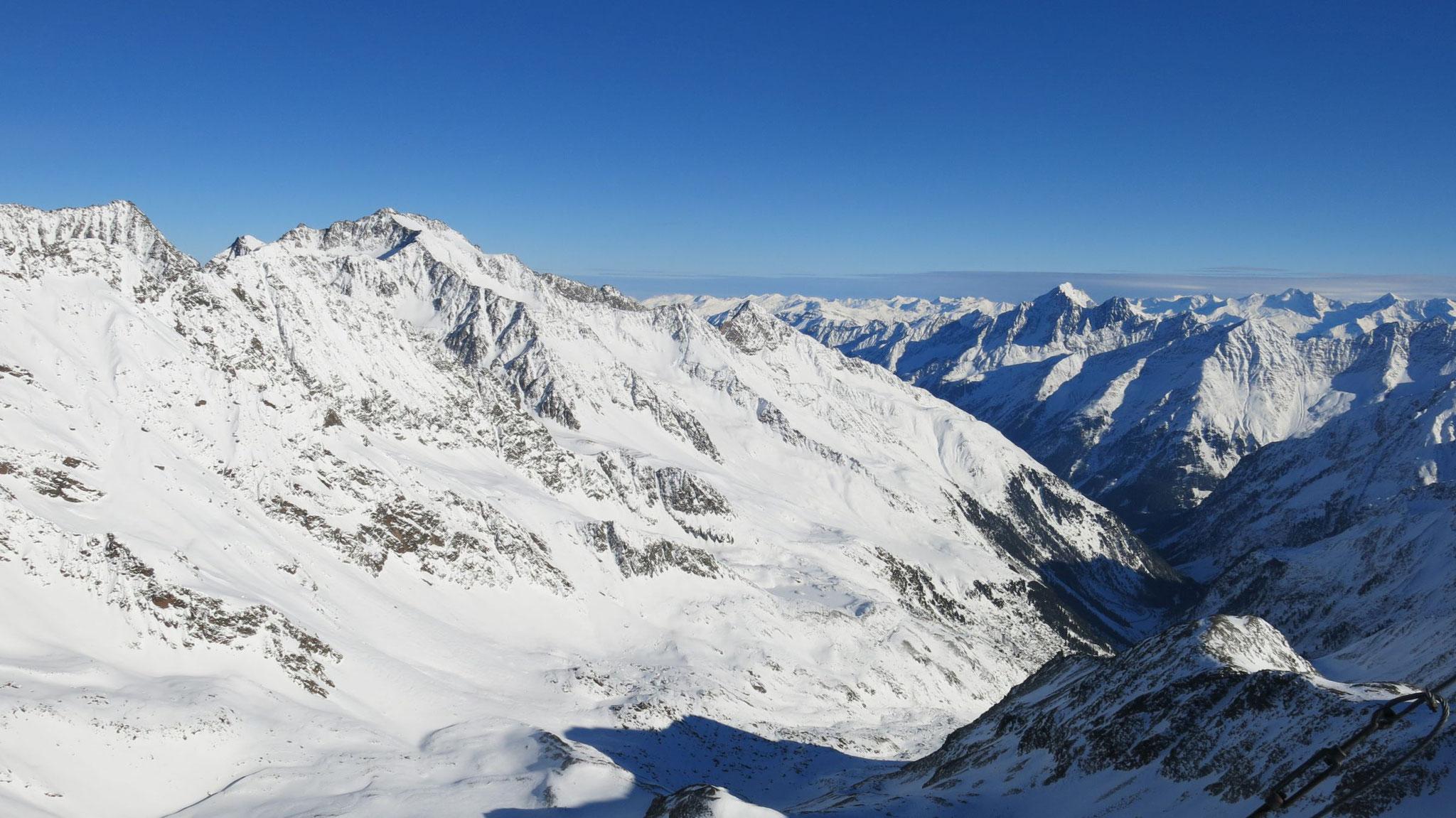 Ruderhofspitze und Stubaital