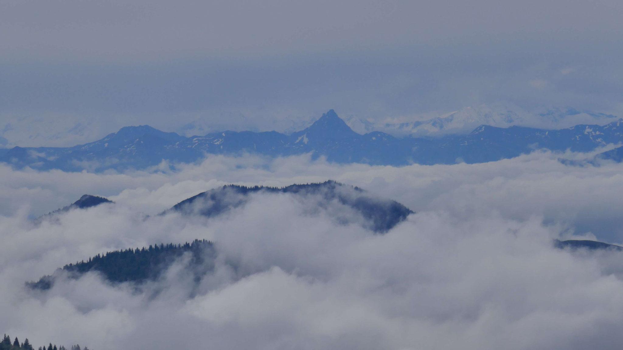 Kitzbüheler Alpen mit Gr. Rettenstein