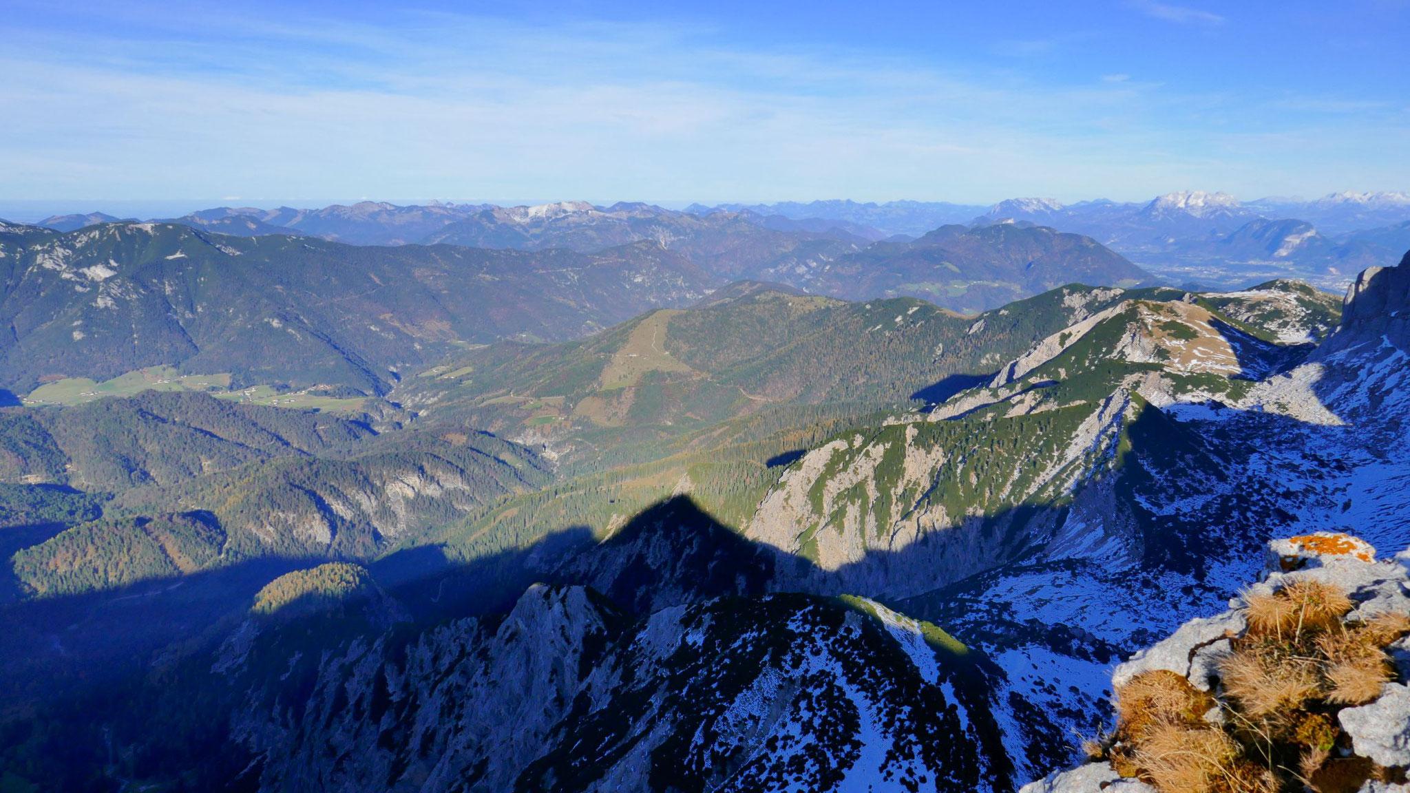 Östliche Brandenberger Alpen, u.a. mit Veitsberg und Hinterem Sonnwendjoch