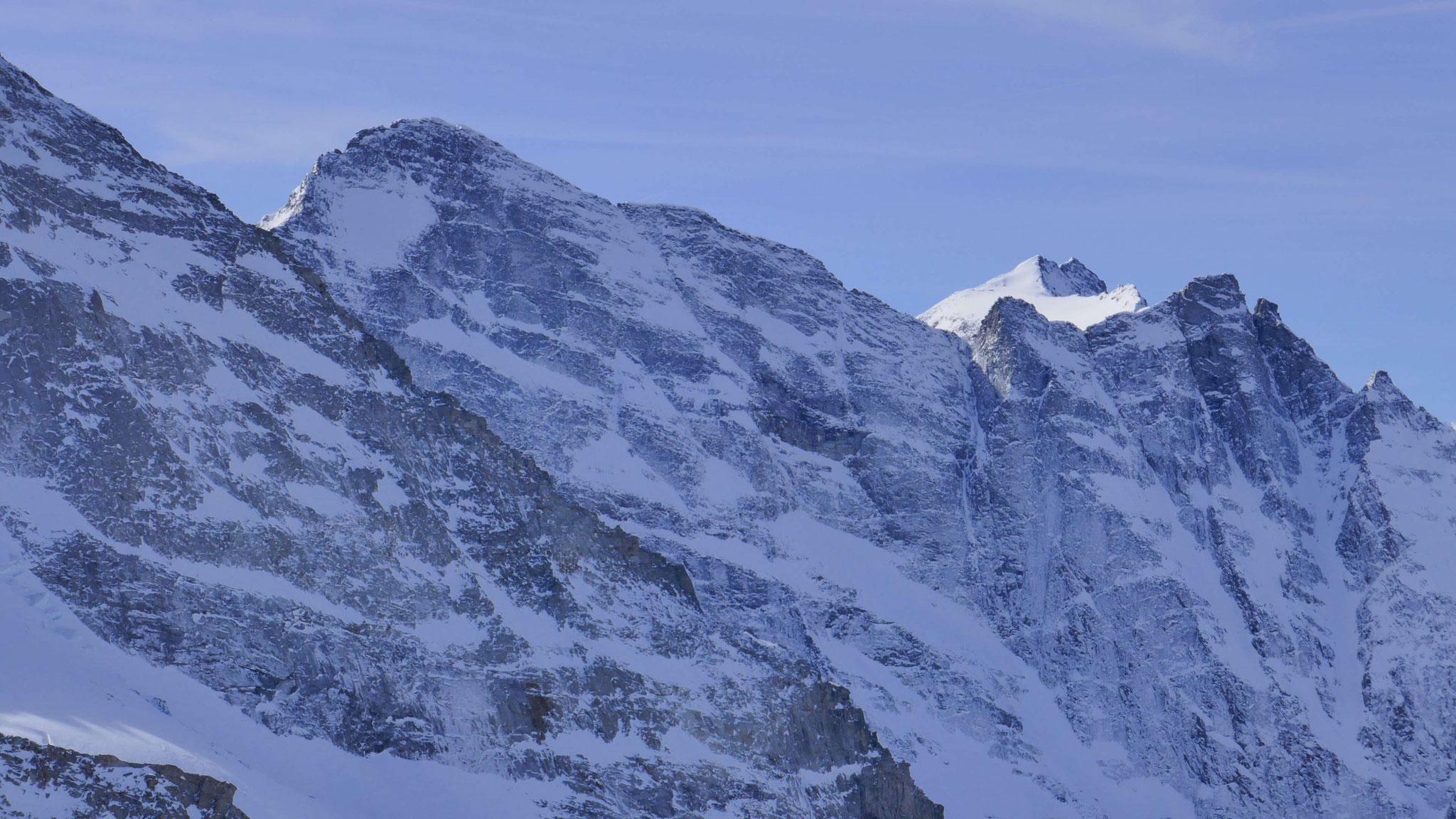 Schrammacher Nordwand - Sagwandspitze - Hohe Wand