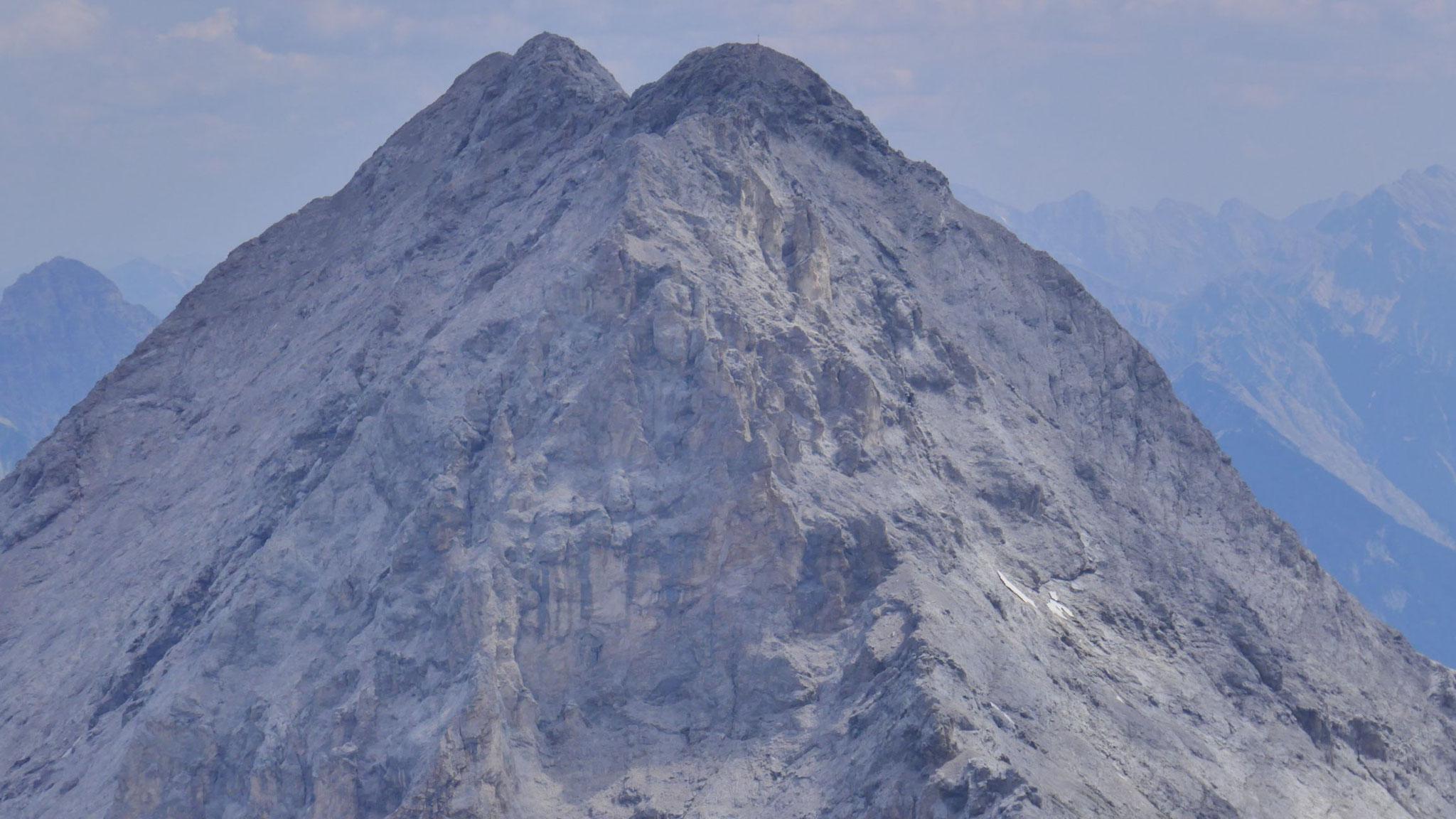 Westgrat zur Hochwand (oben III)