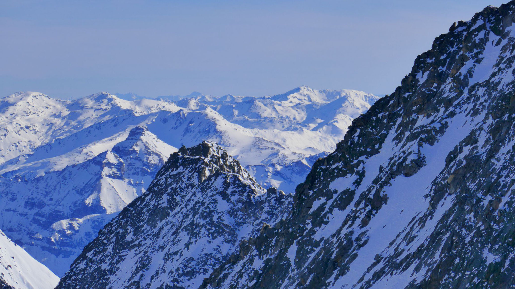 Brennerspitze vor Tuxern