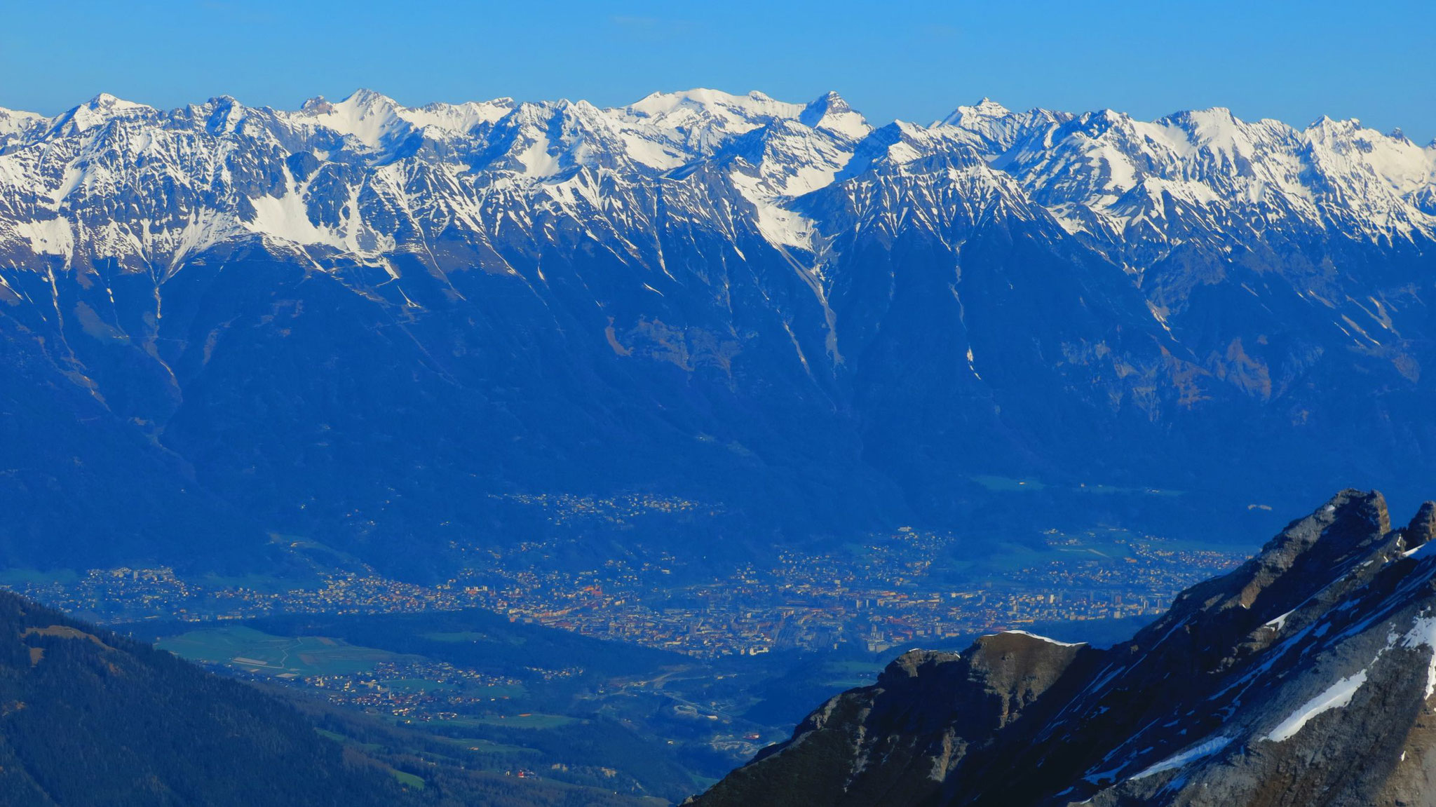 Innsbruck und Karwendel