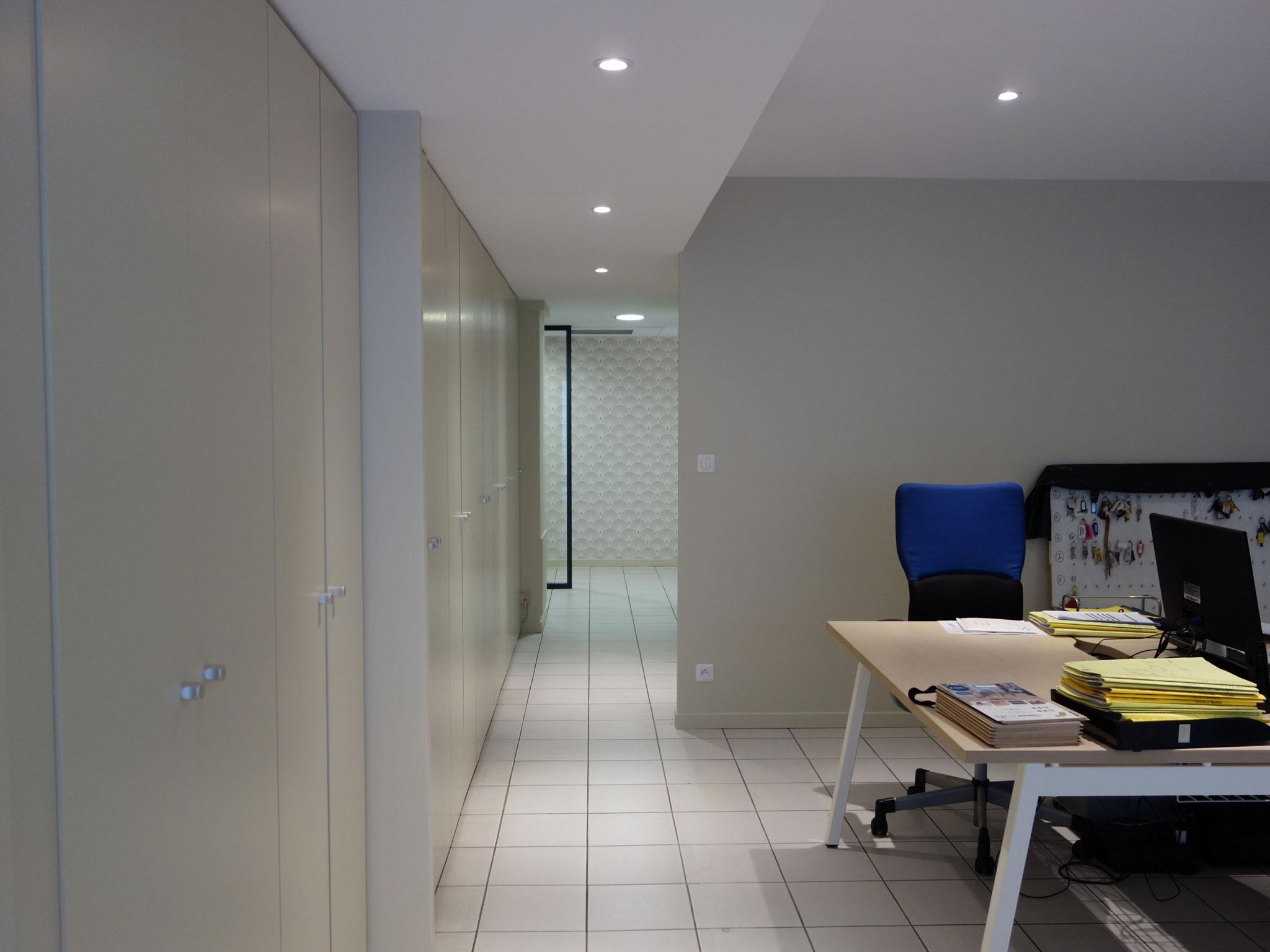 """Nouveaux bureaux """"Open Space"""""""