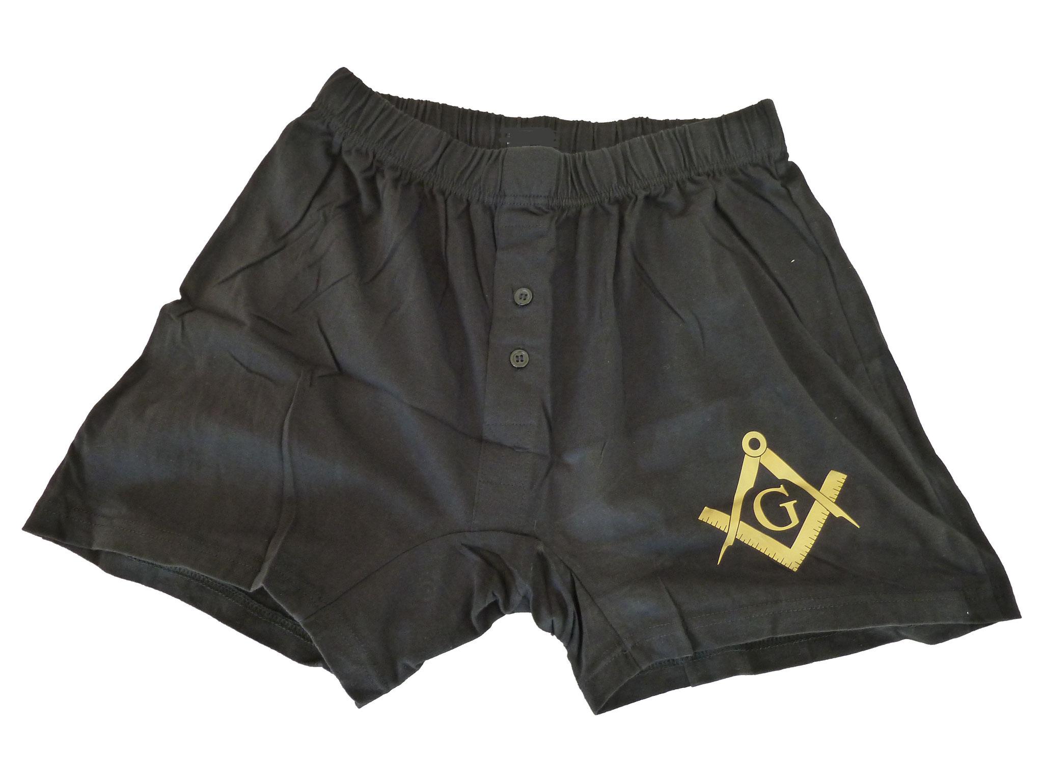 Boxer-short pour Franc-maçon