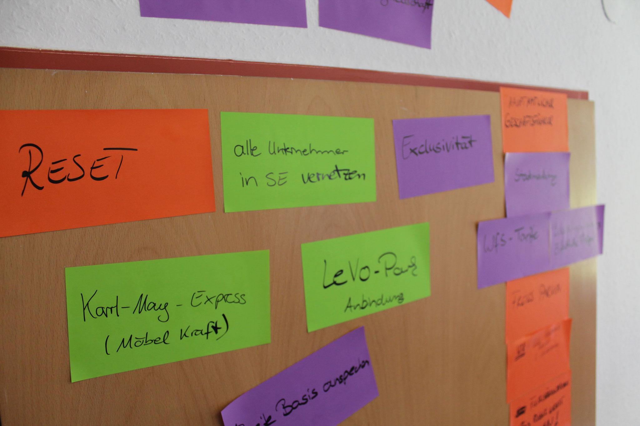 Oft möchten Teilnehmer aus den Rahmenbedingen heraus. Worauf warten Sie?