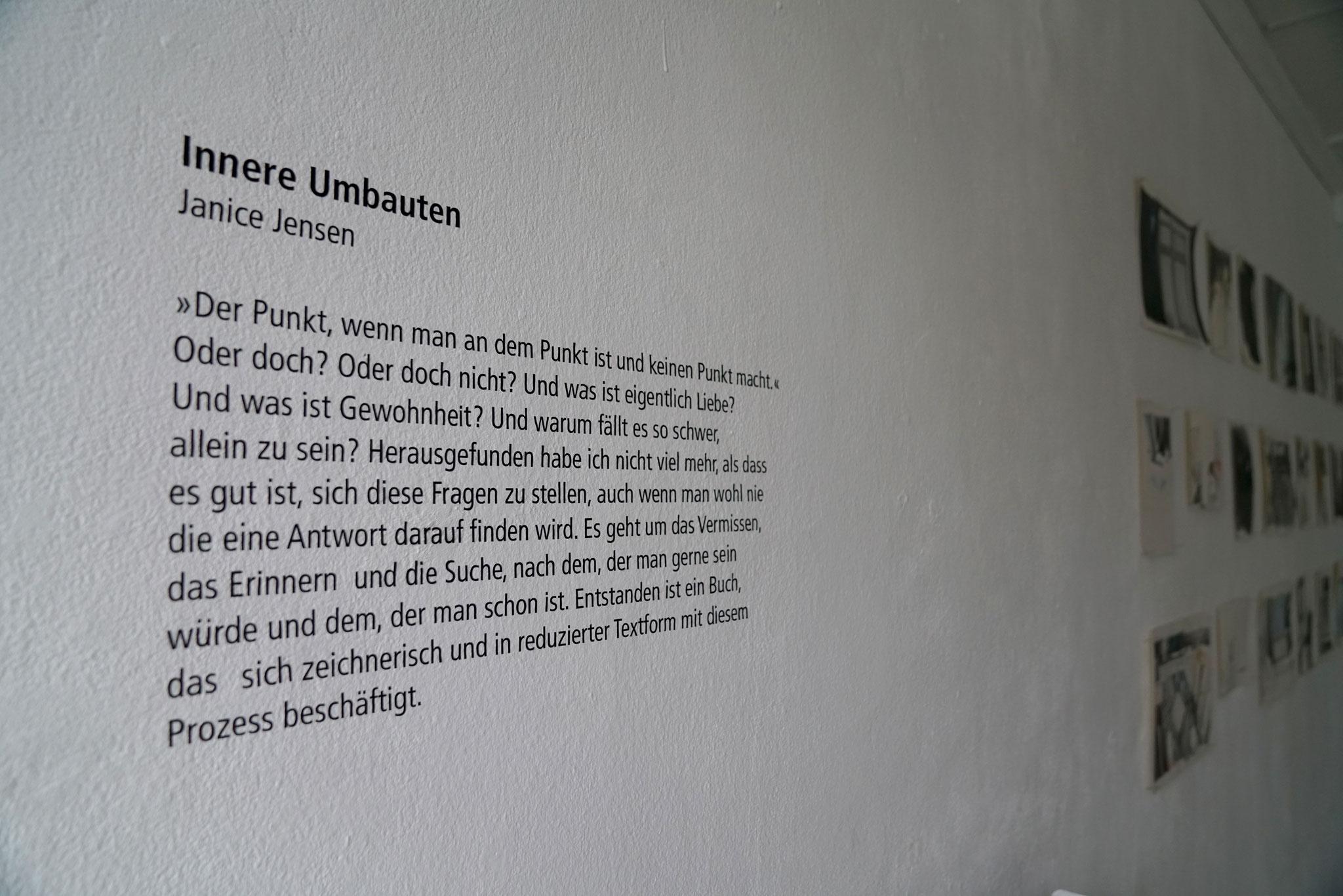 Werkschau der Bachelorarbeit (2019) - Fachhochschule Bielefeld für Gestaltung