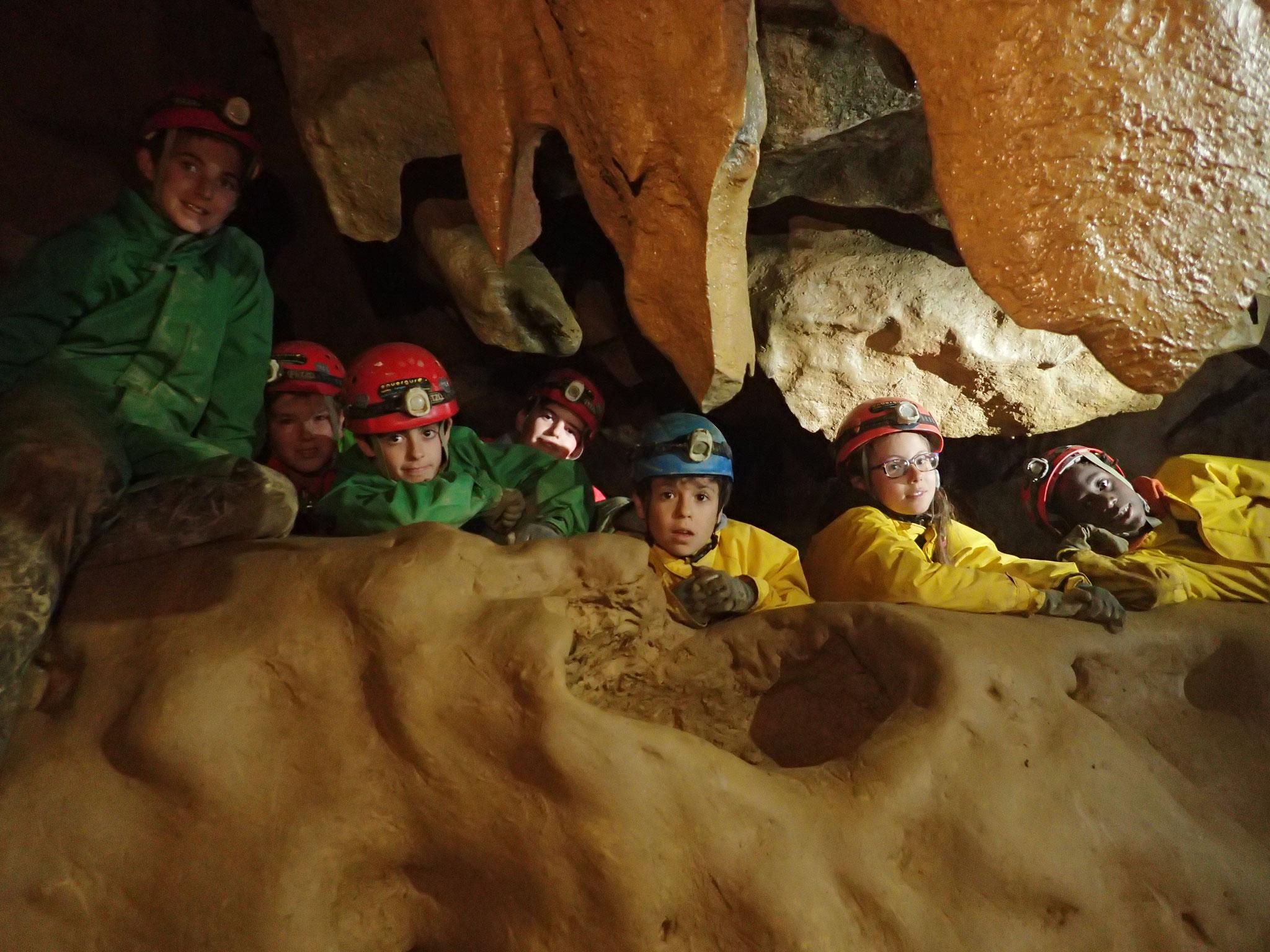 grotte de la Pale