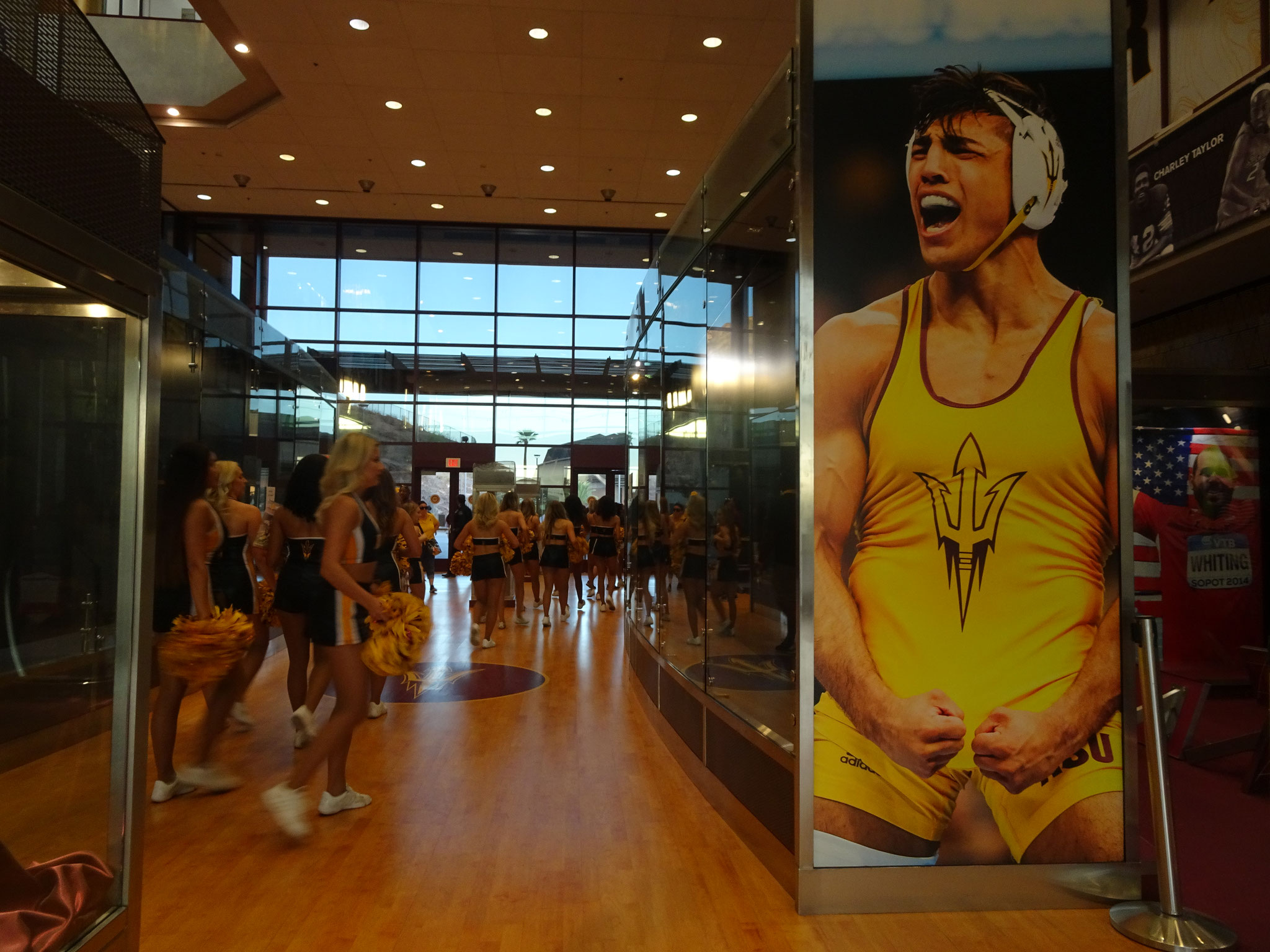 Hall of Fame Sun Devils Arizona State (2018/19)