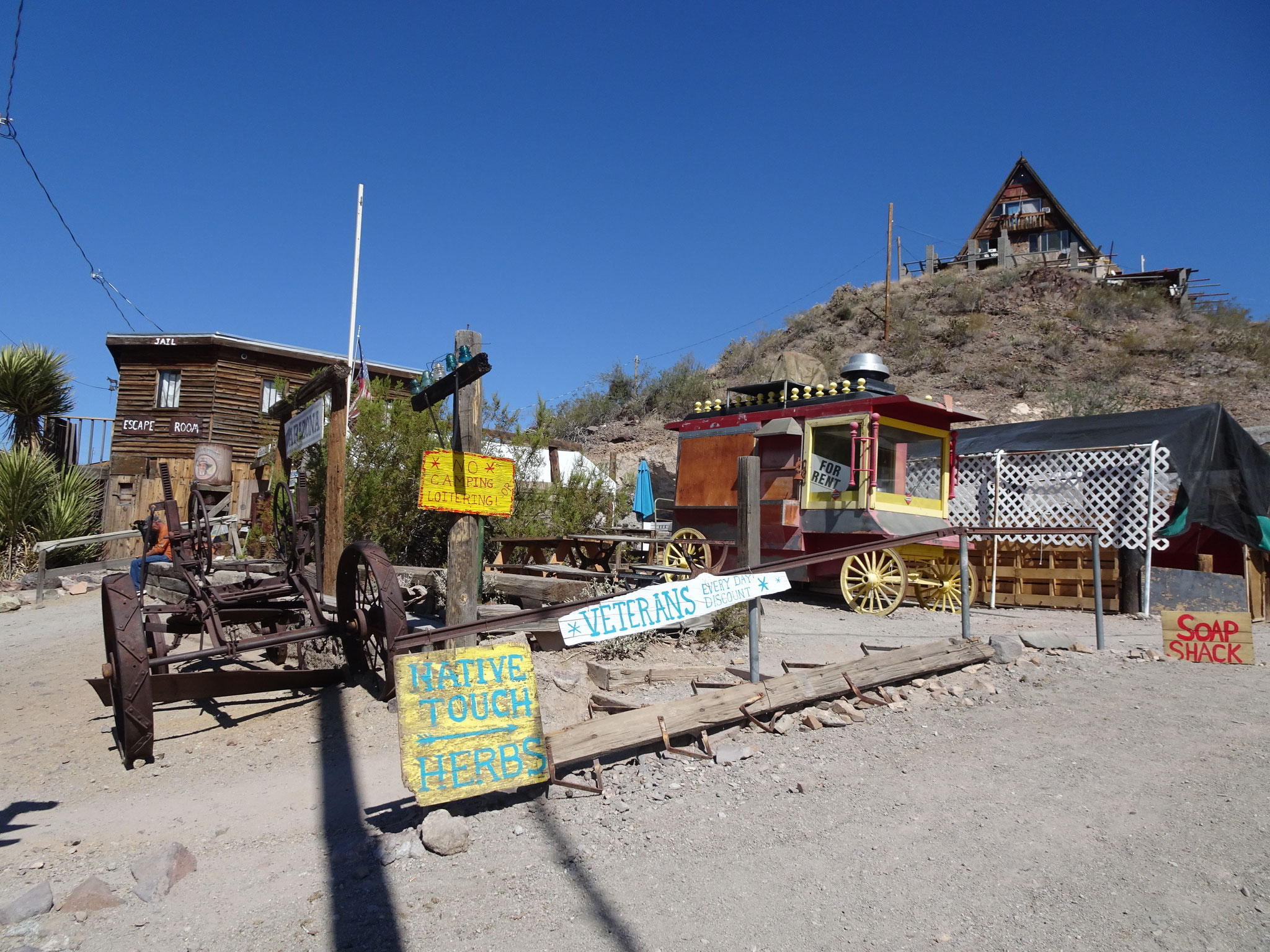 Oatman (Arizona)