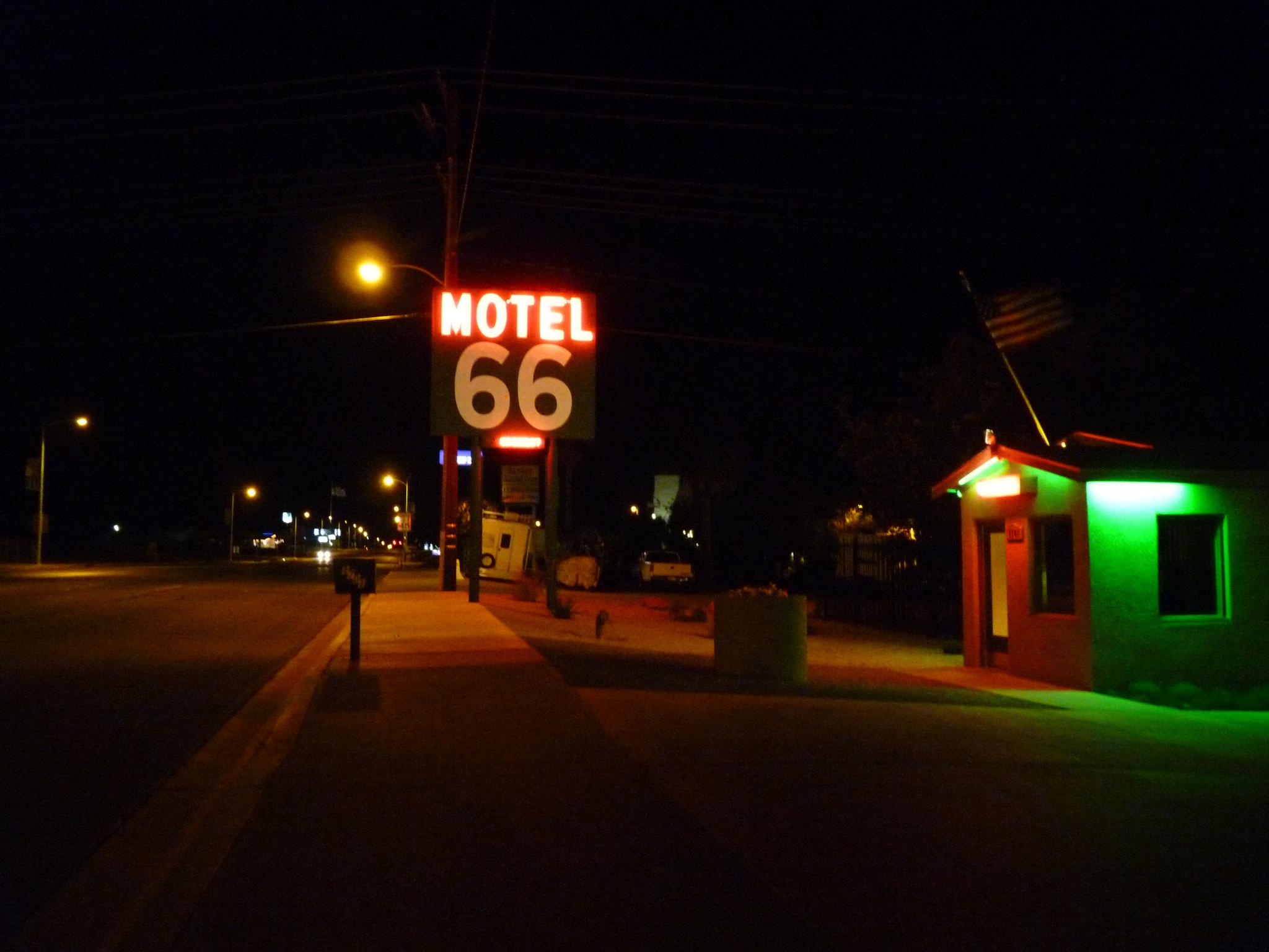 Motel 66 de Barstow