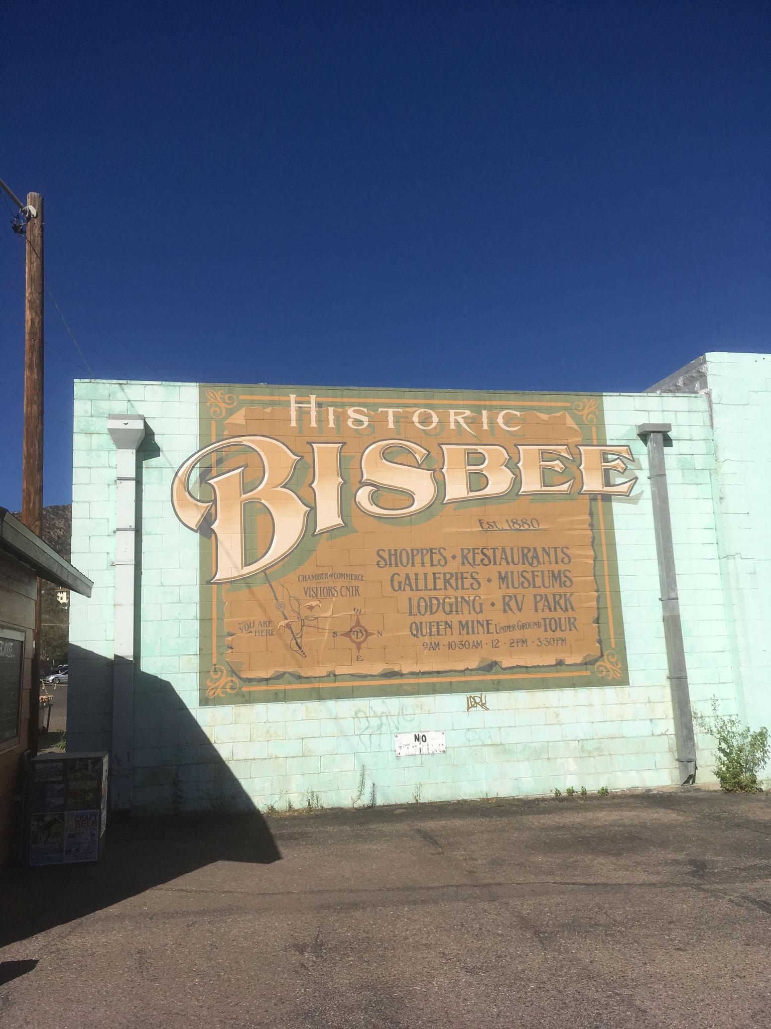 Bisbee Historic
