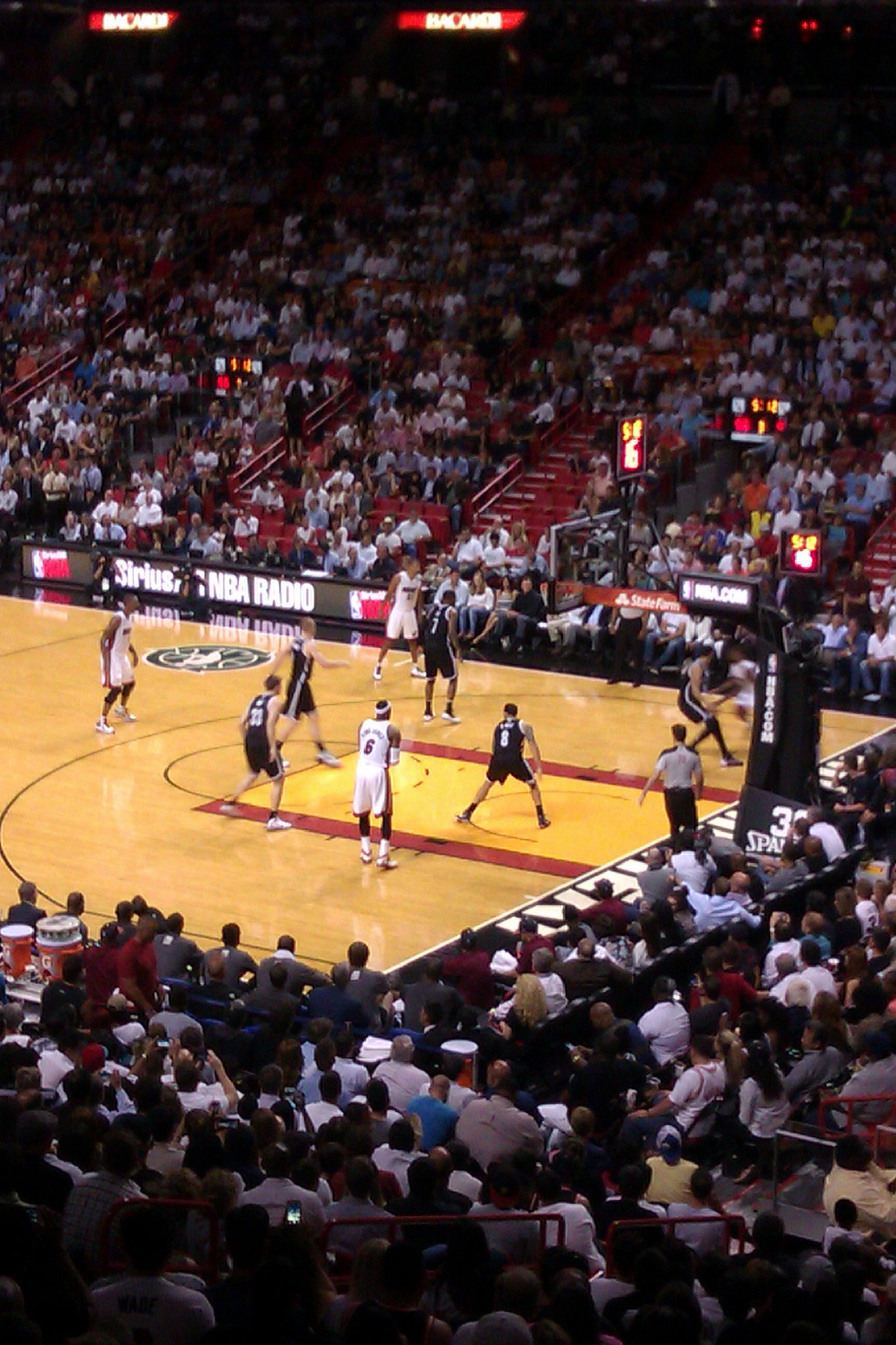 Miami Heat vs Brooklyn Nets (2013/14)