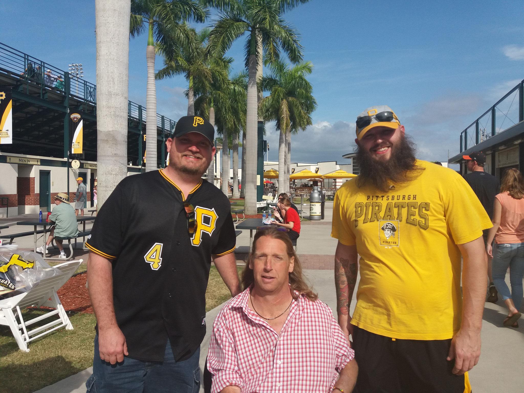 "Pittsburgh Pirates Fans ""Baseball"""