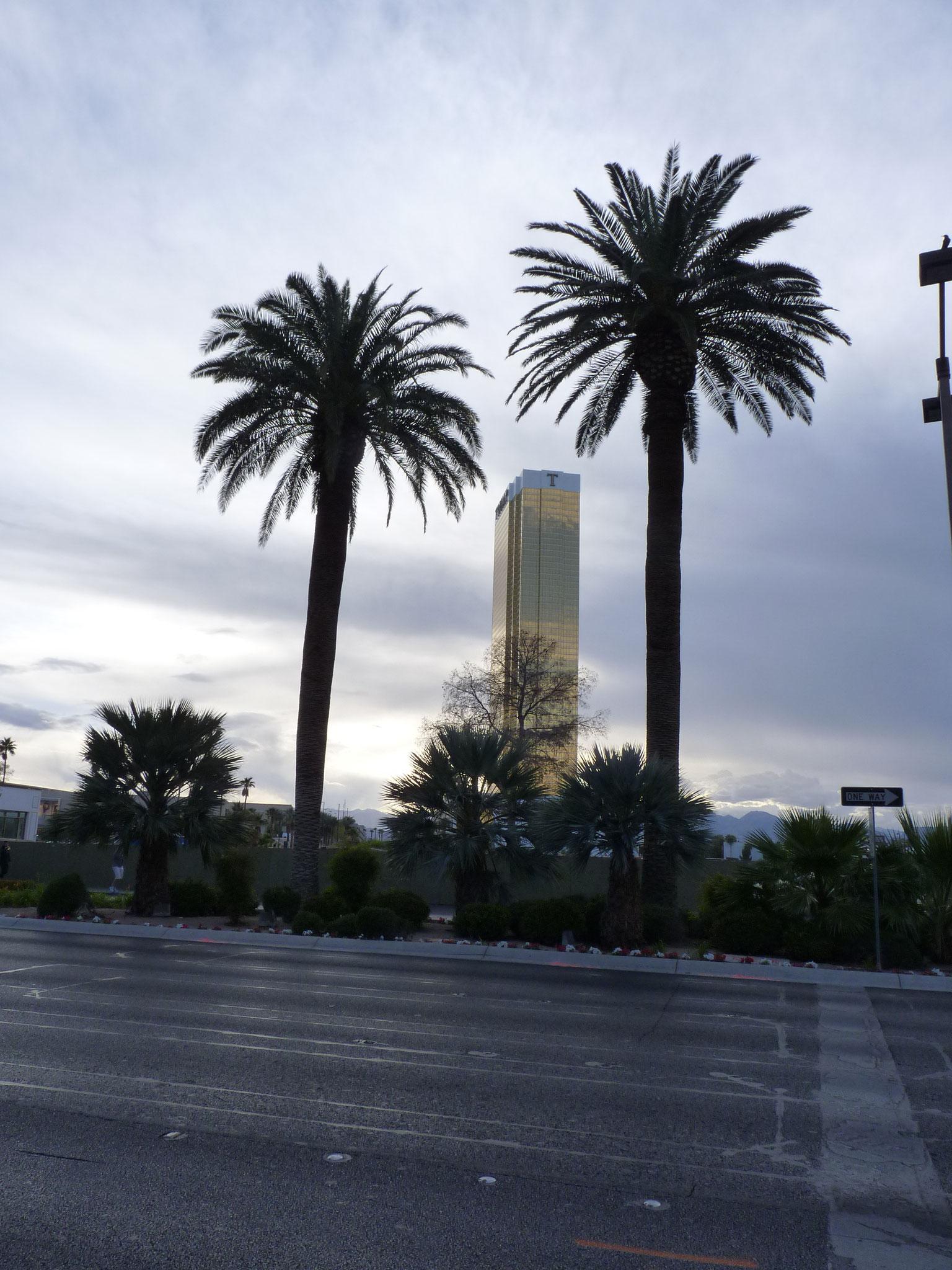 Le Trump Hotel de Vegas