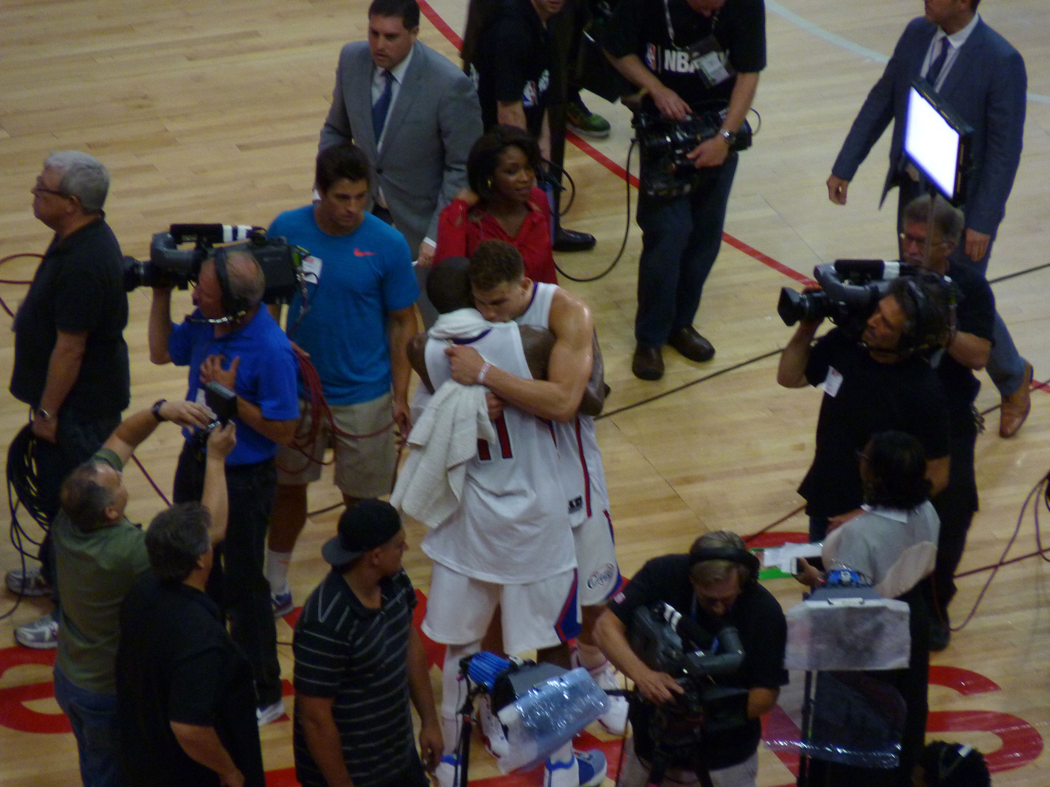 Game 7 : L.A Clippers vs San Antonio Spurs (2014/15)