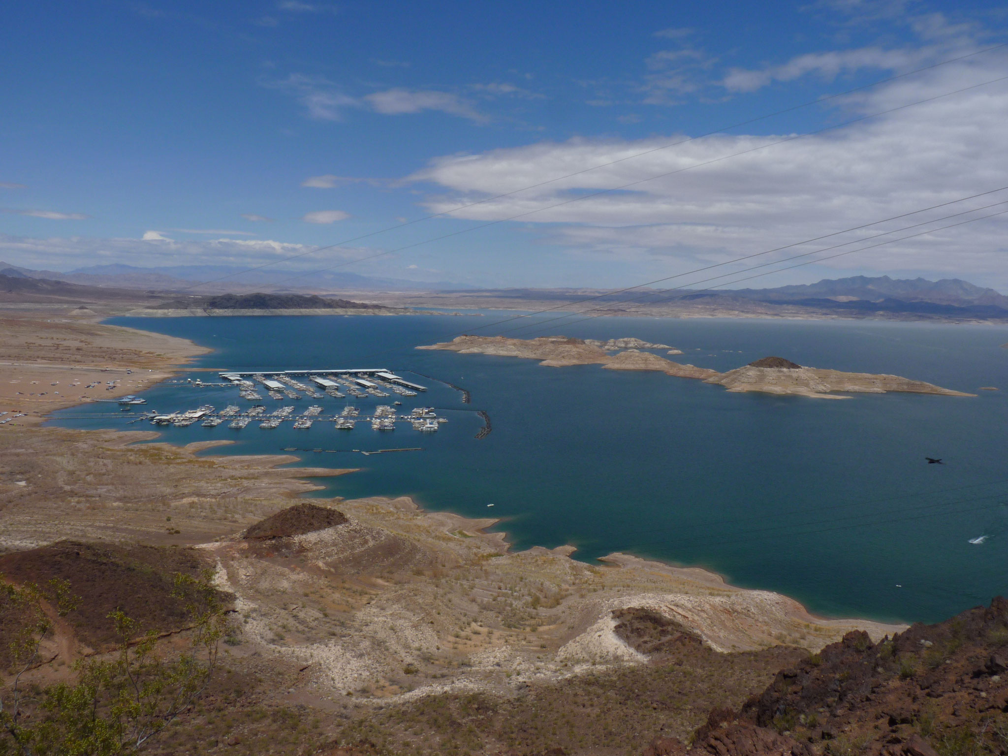 Lac Mead (Nevada)