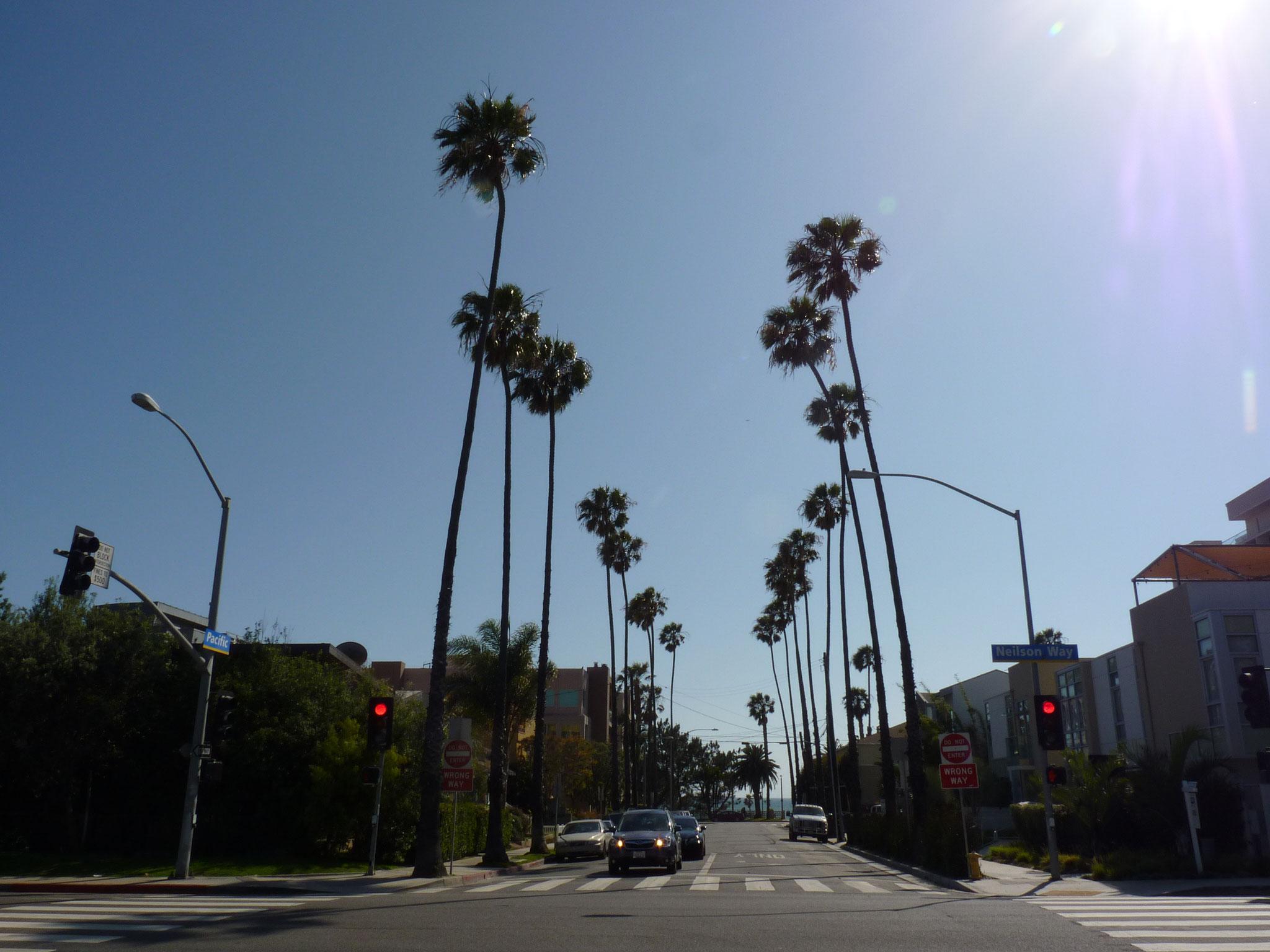 A deux pas de Santa Monica