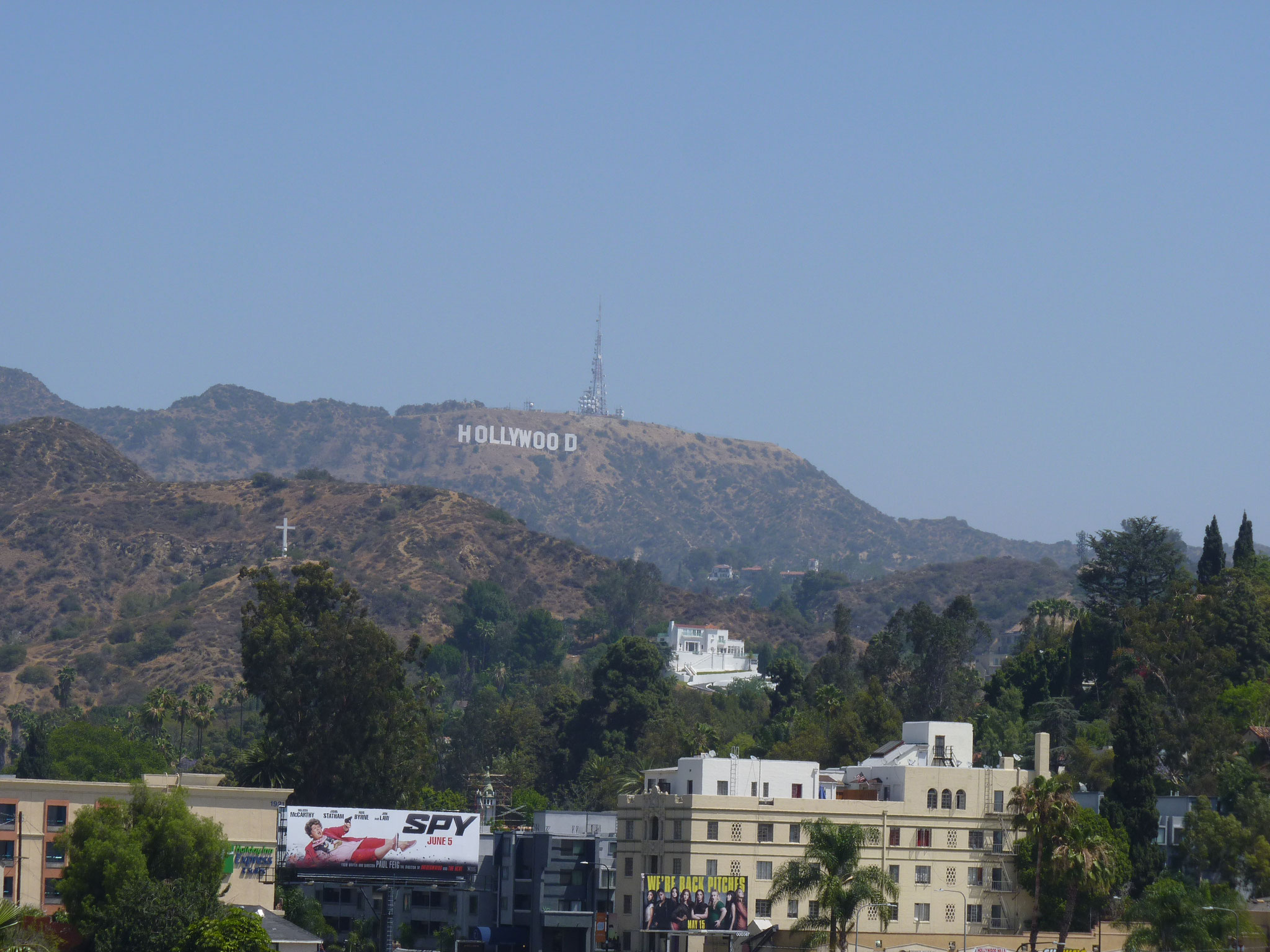 Hollywood Letters