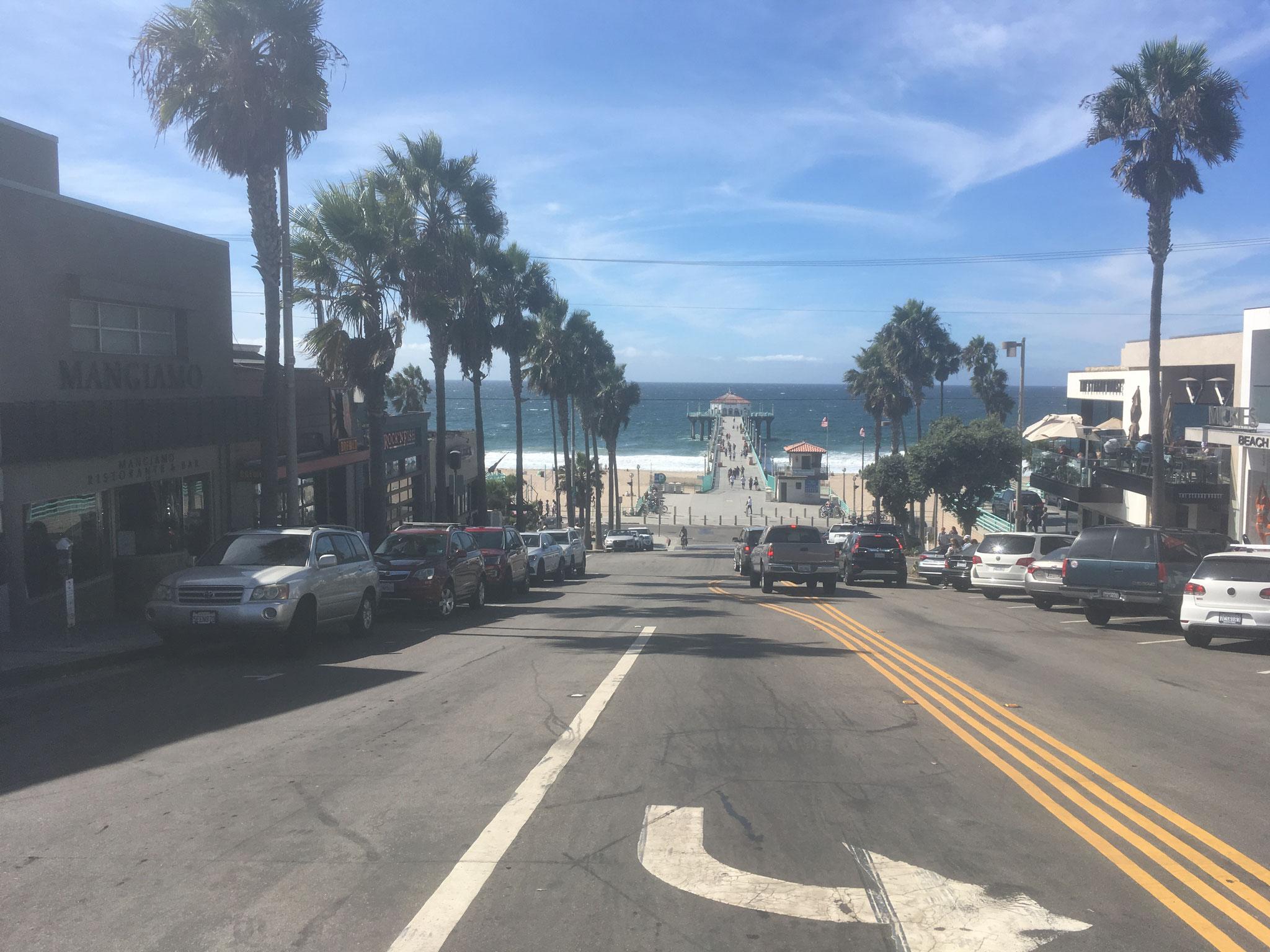 Pier Manhattan Beach