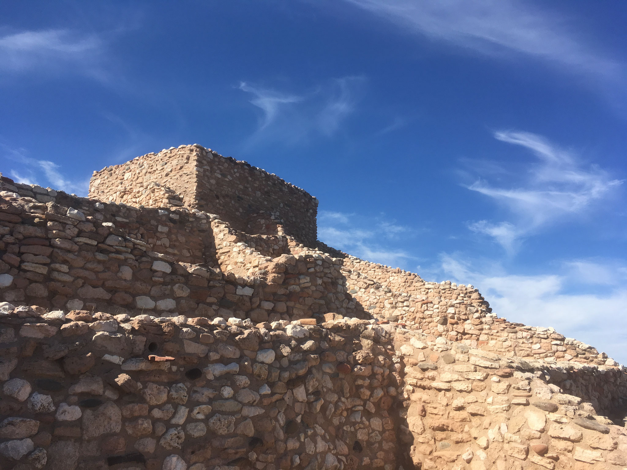Tuzigoot National Monument (chambres)