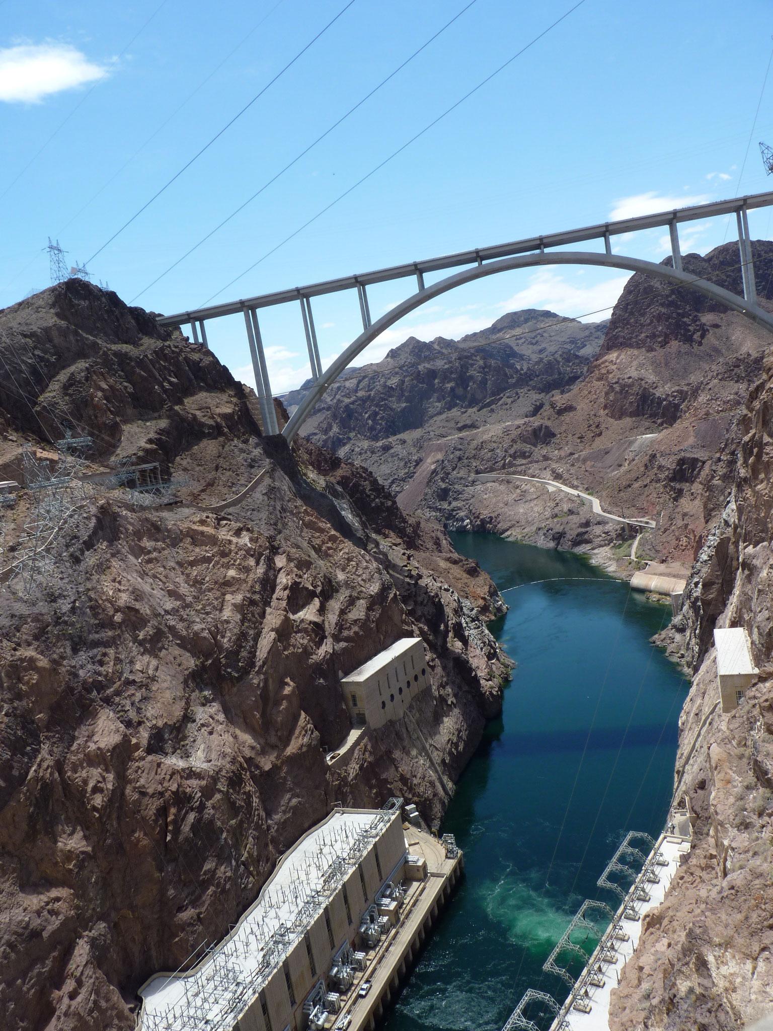 Barrage du Hoover Dam