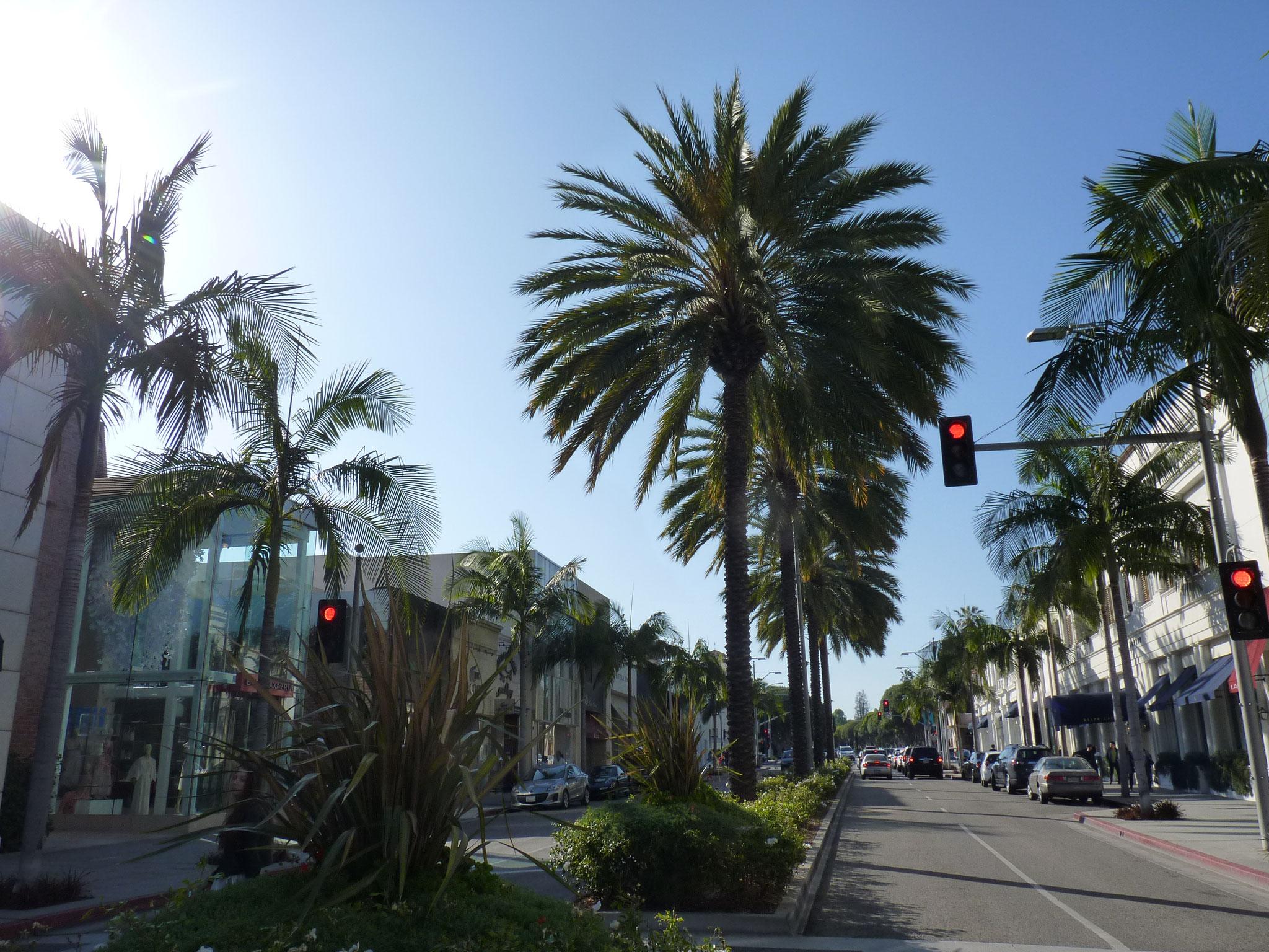 Rodéo Drive Beverly Hills