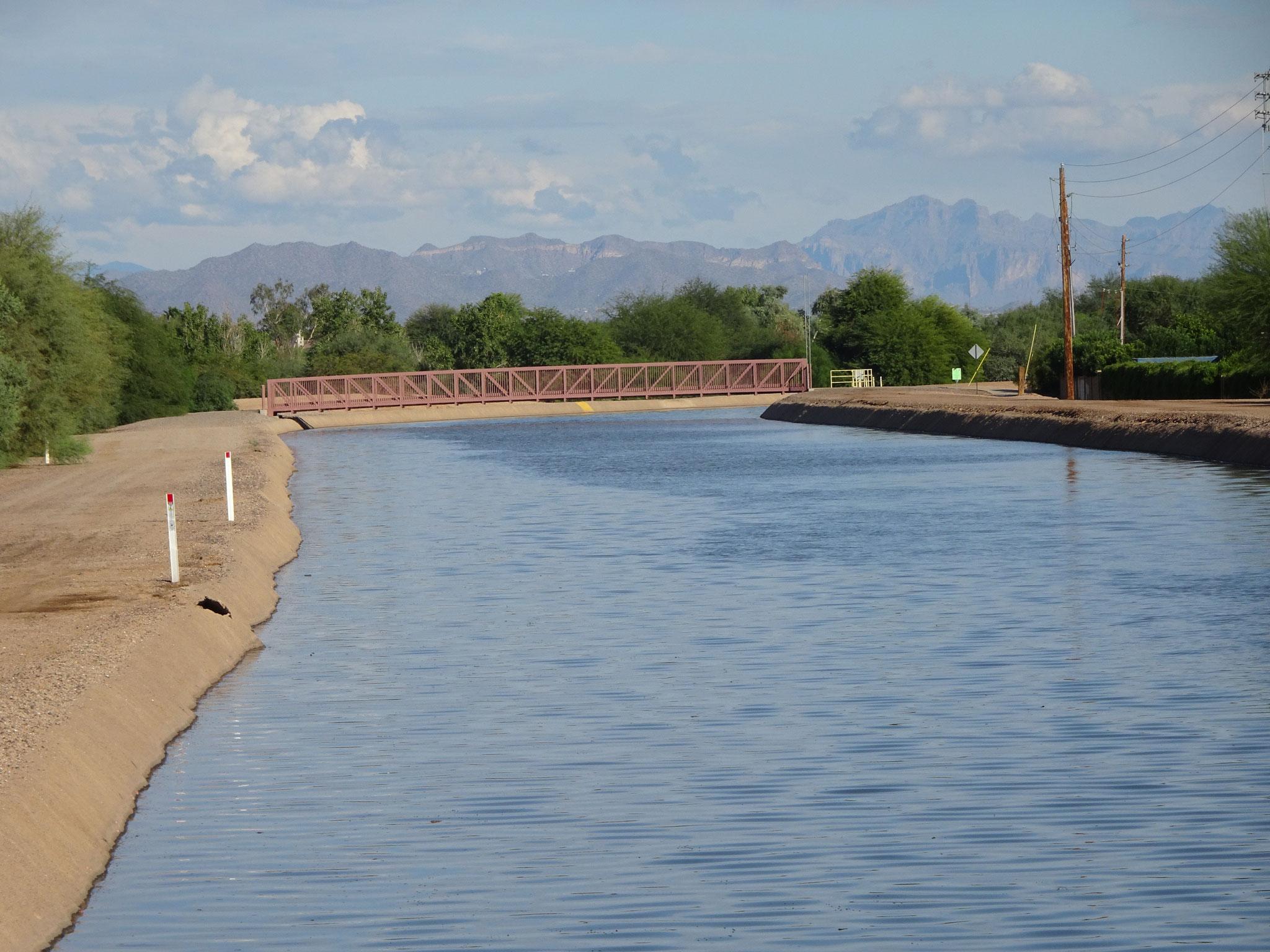 Canal Arizona, Scottsdale