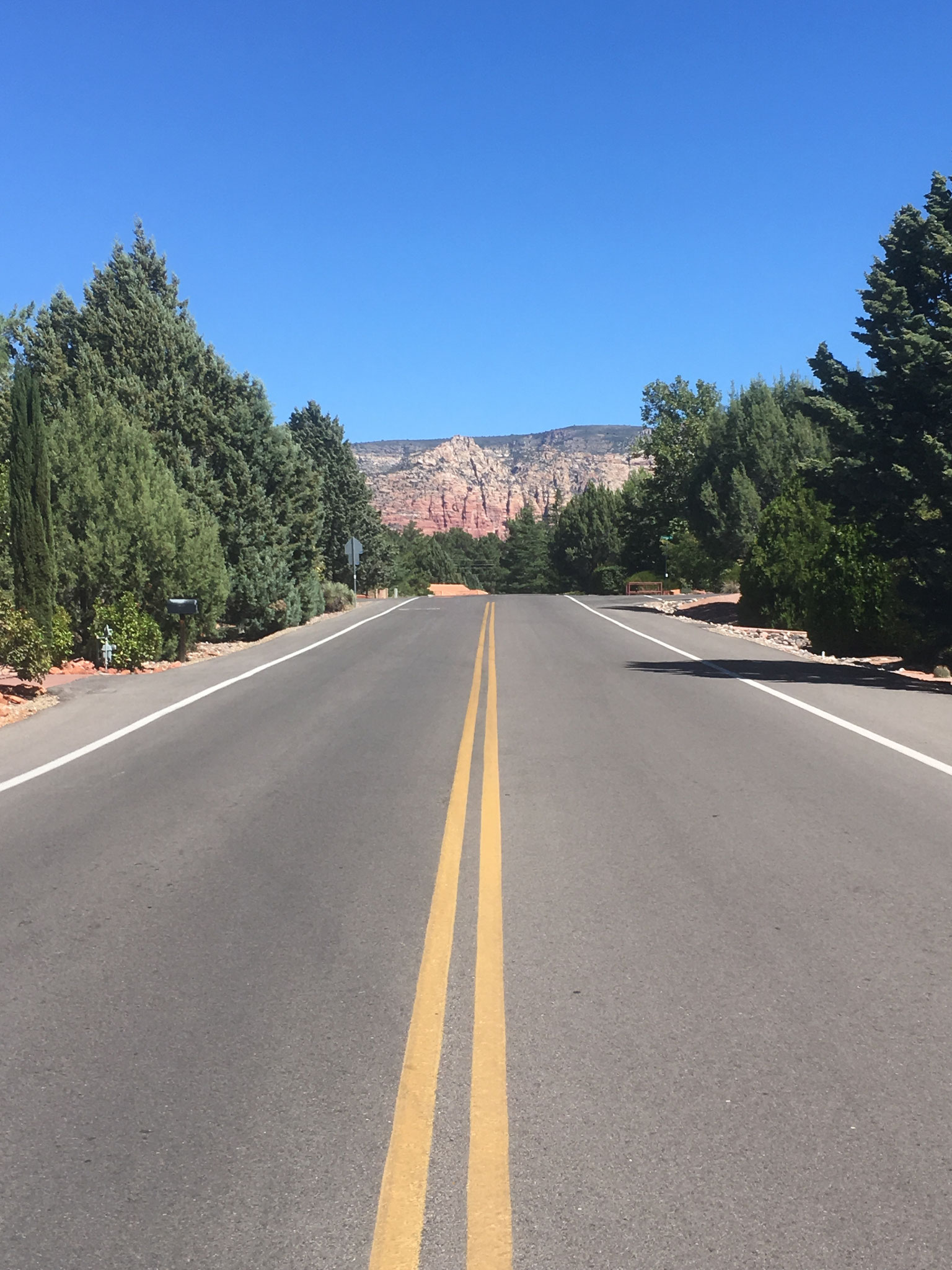"Perspective Road ""Sedona"""