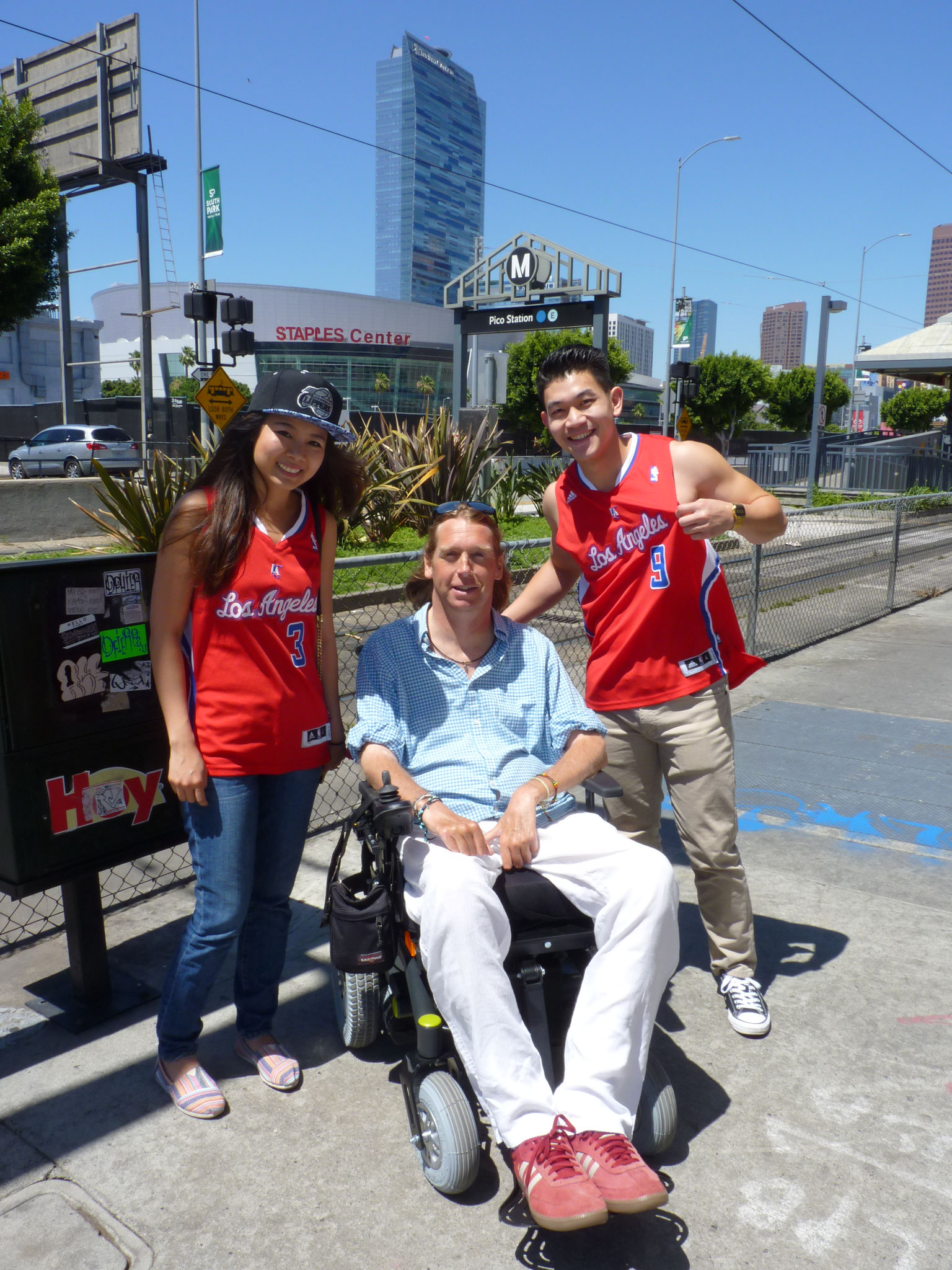 Los Angeles Clippers Fans (NBA)