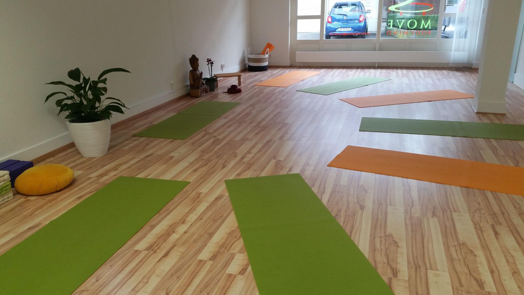 Hatha Yoga Uster movebodymind