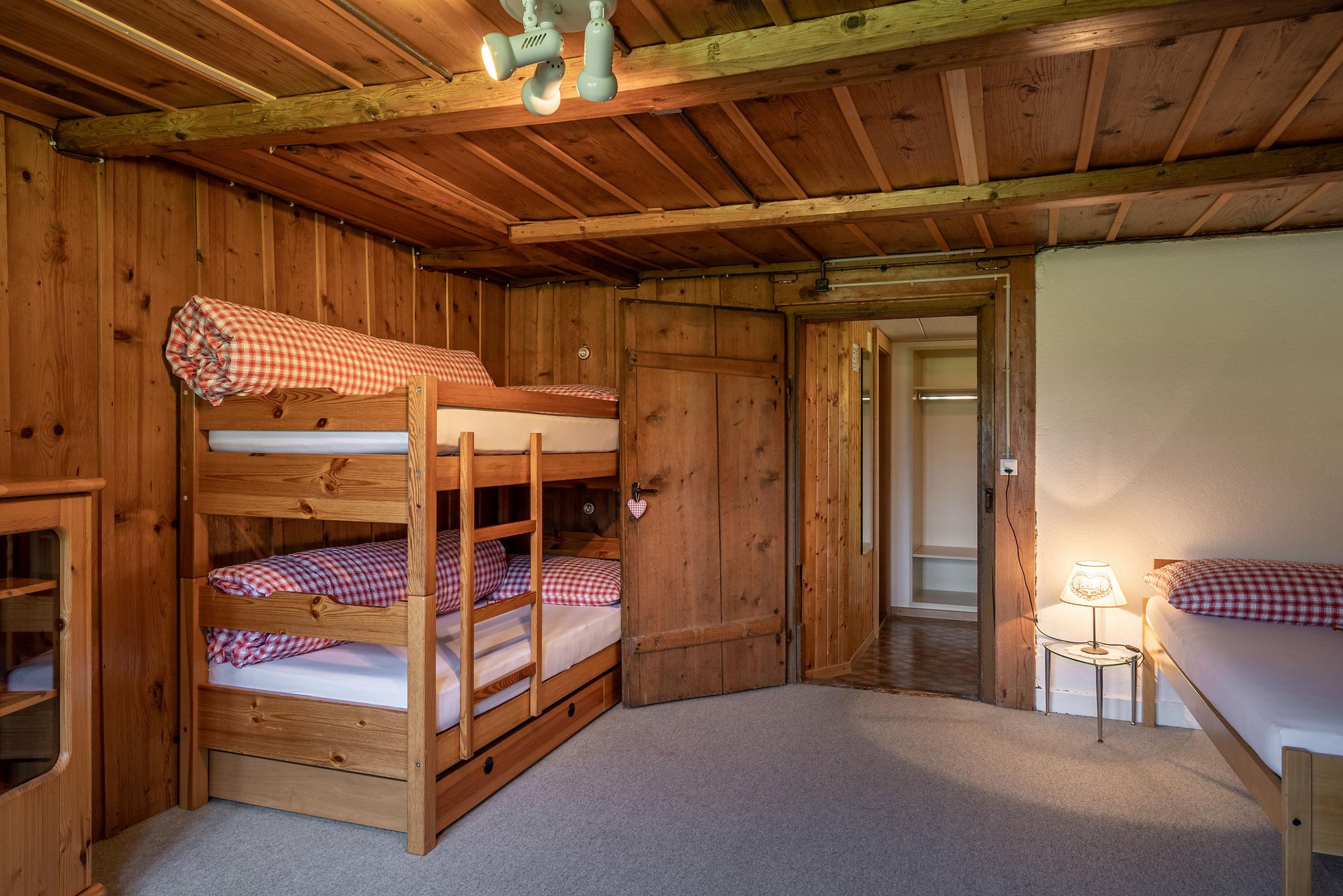 Etagenbett im Schlafzimmer 2