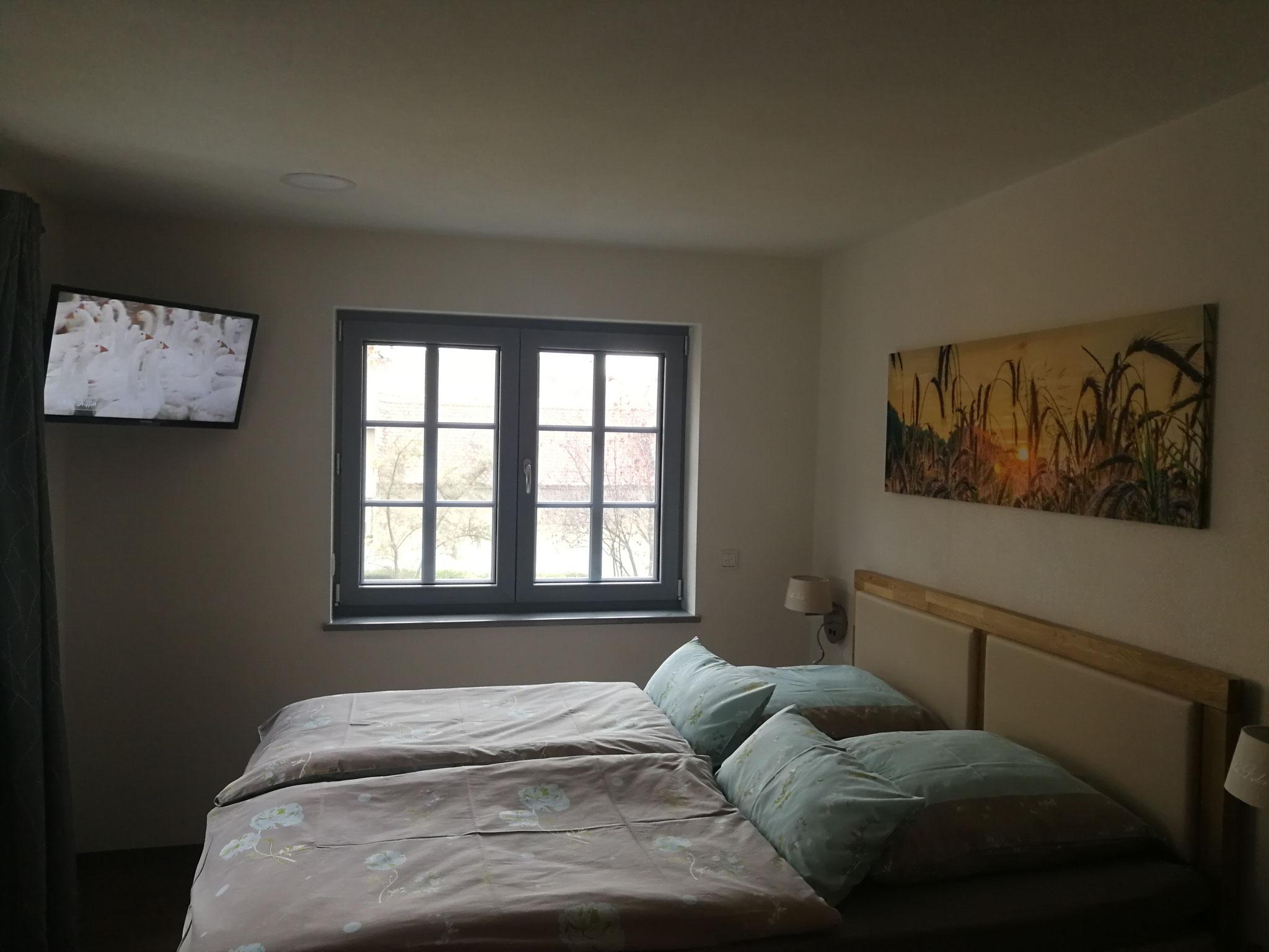 FeWo Obergeschoss Schlafzimmer 3