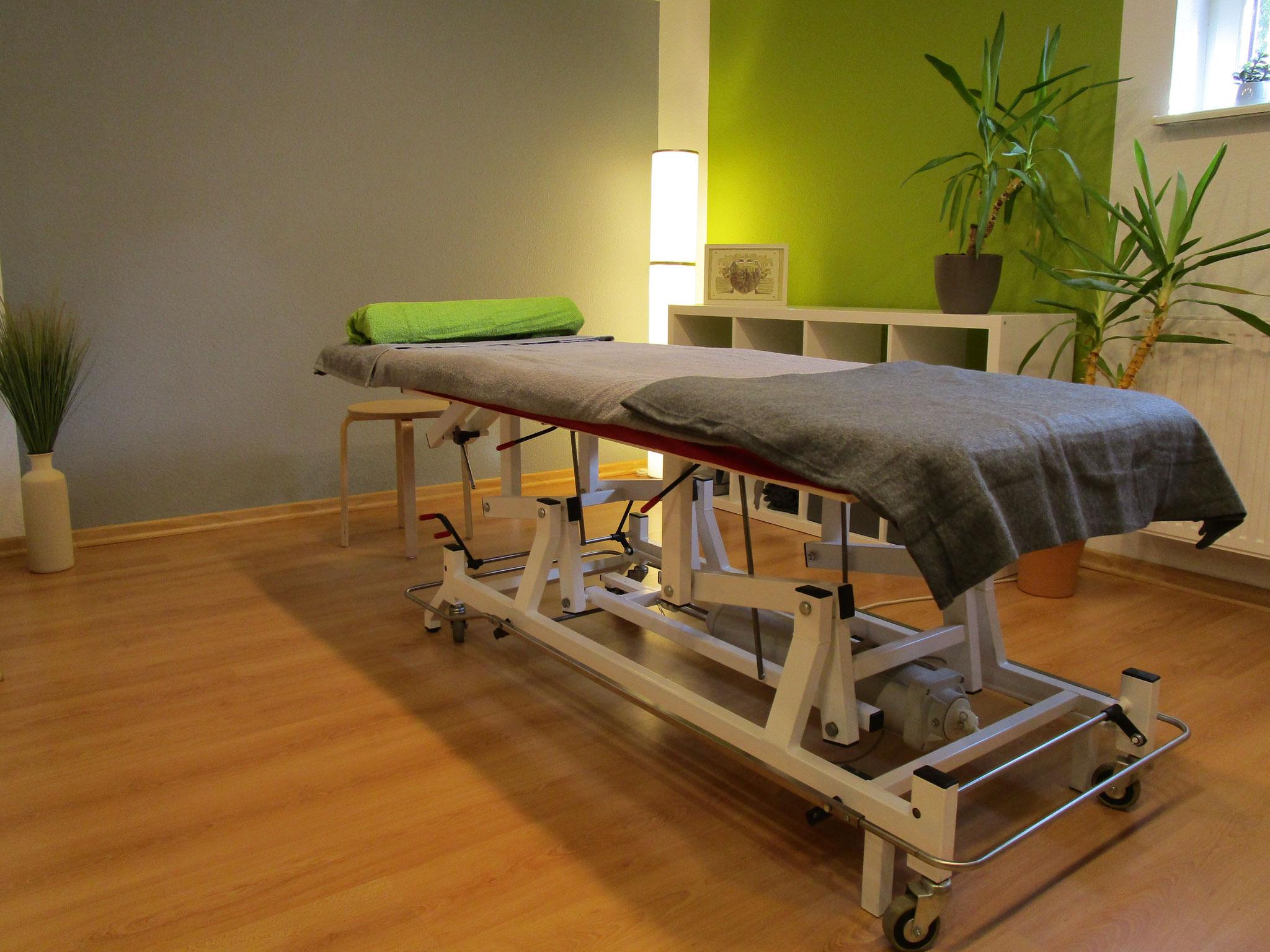 Dirk Marz - Physiotherapie und Osteopathie