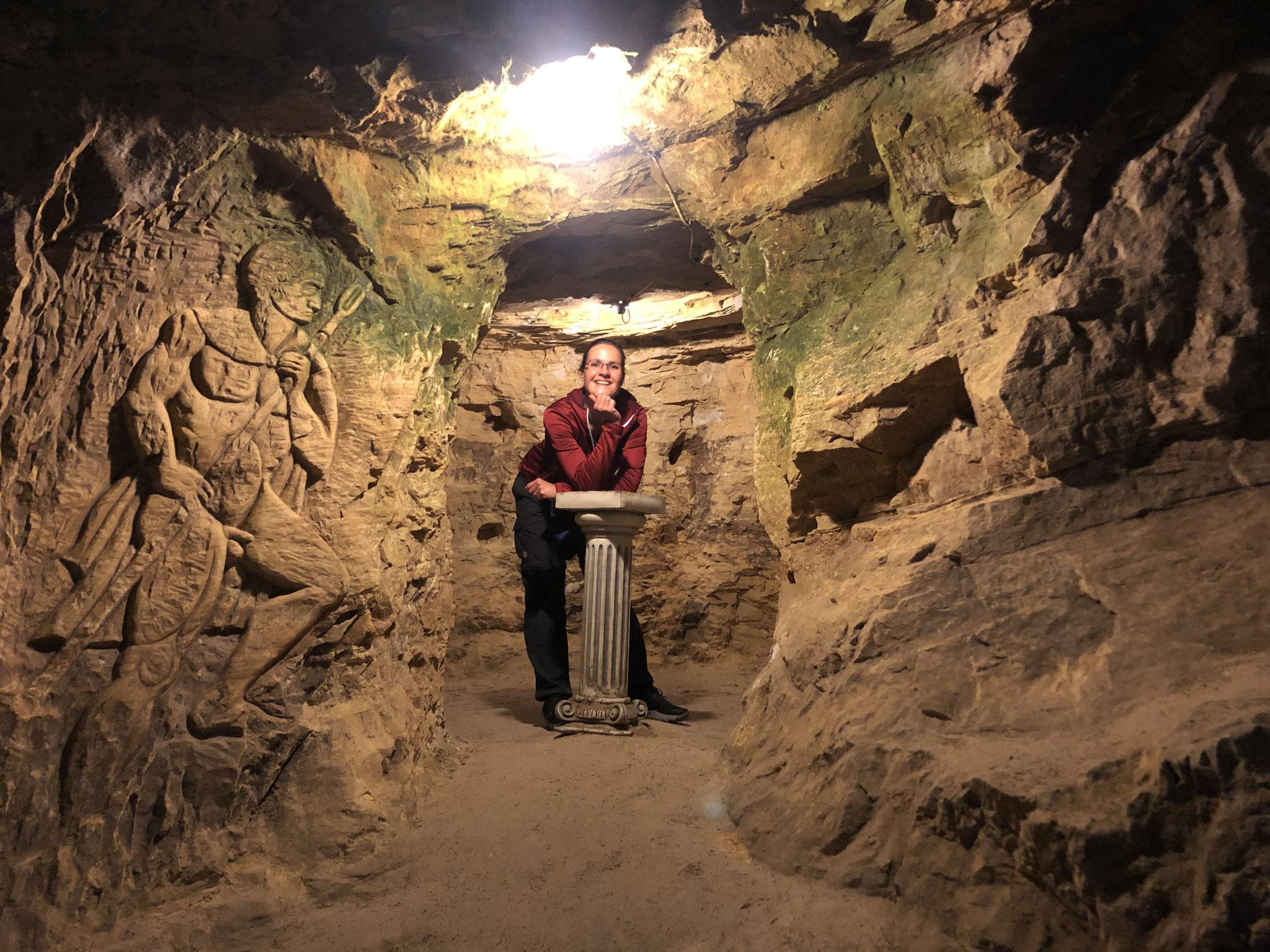 Devil's Throat Cave in der Trigrad Schlucht