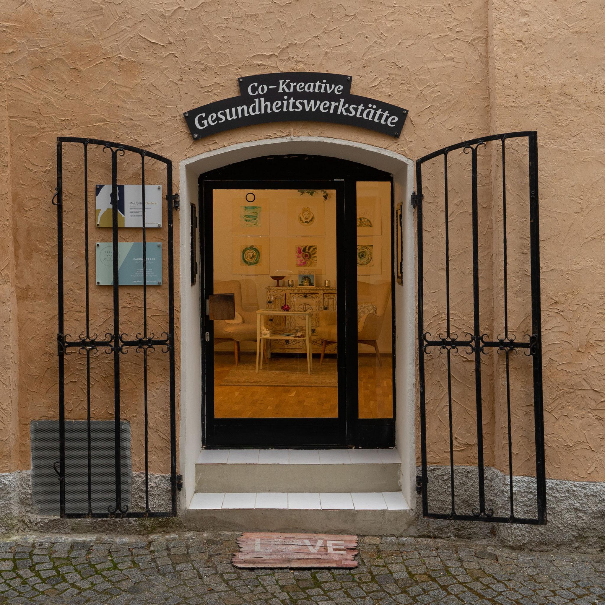 Co-creative Gesundheitswerkstätte Hall in Tirol