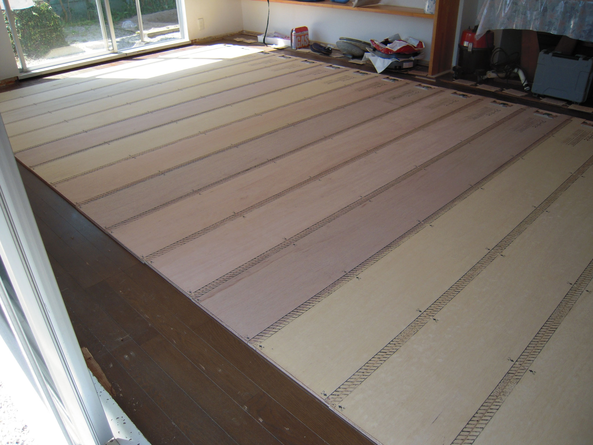 Panasonic製 床暖房
