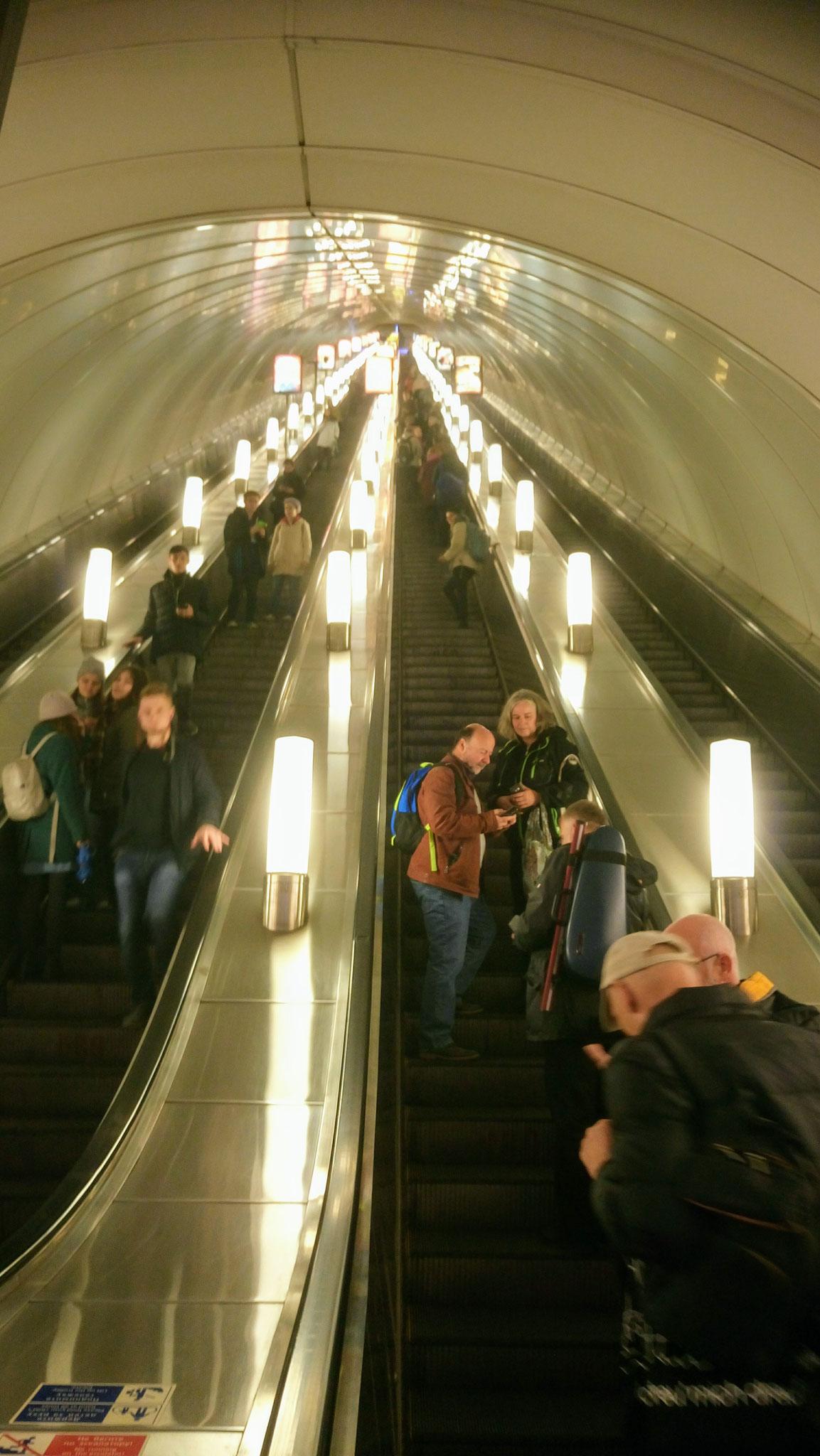 Metrostation Admiralteskaja