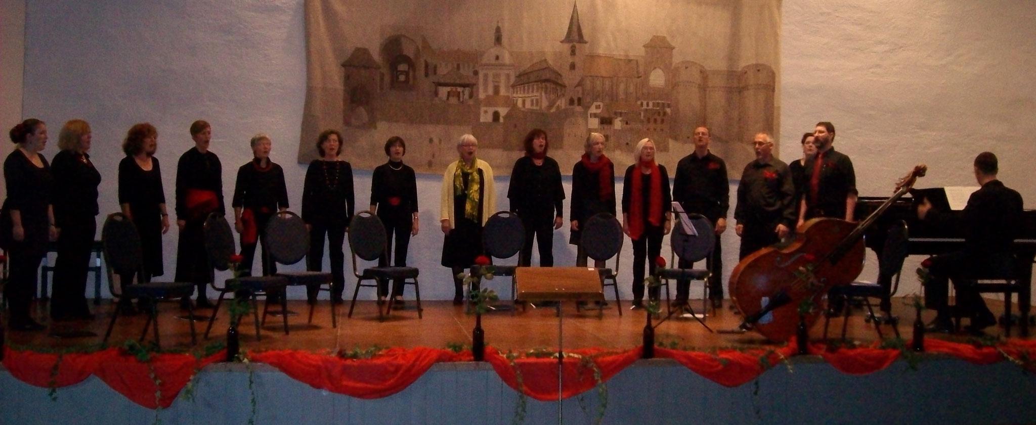 Tango-Soiree im von-Busch-Hof in Freinsheim 2012