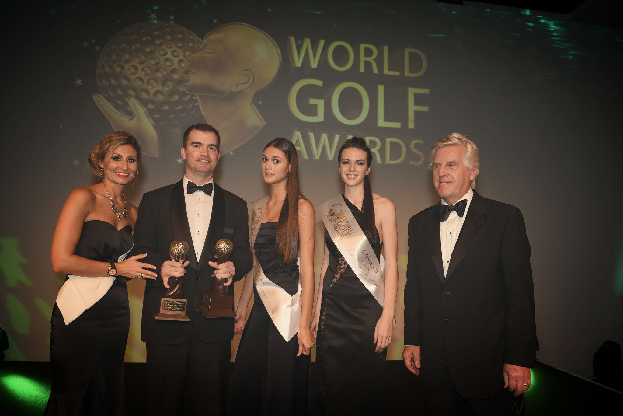 Golf World Awards