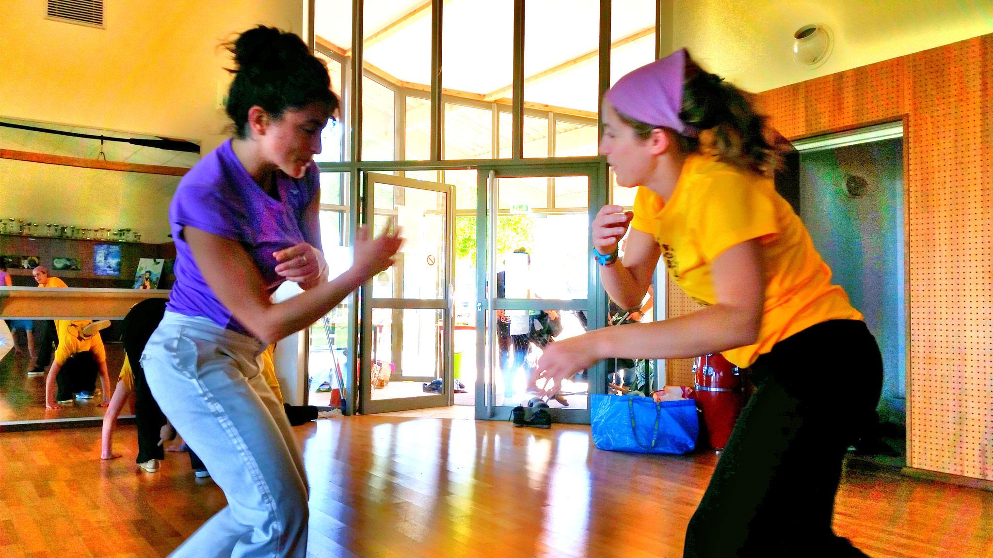 CECA - Bincadeira de angola 2 - capoeira angola 6